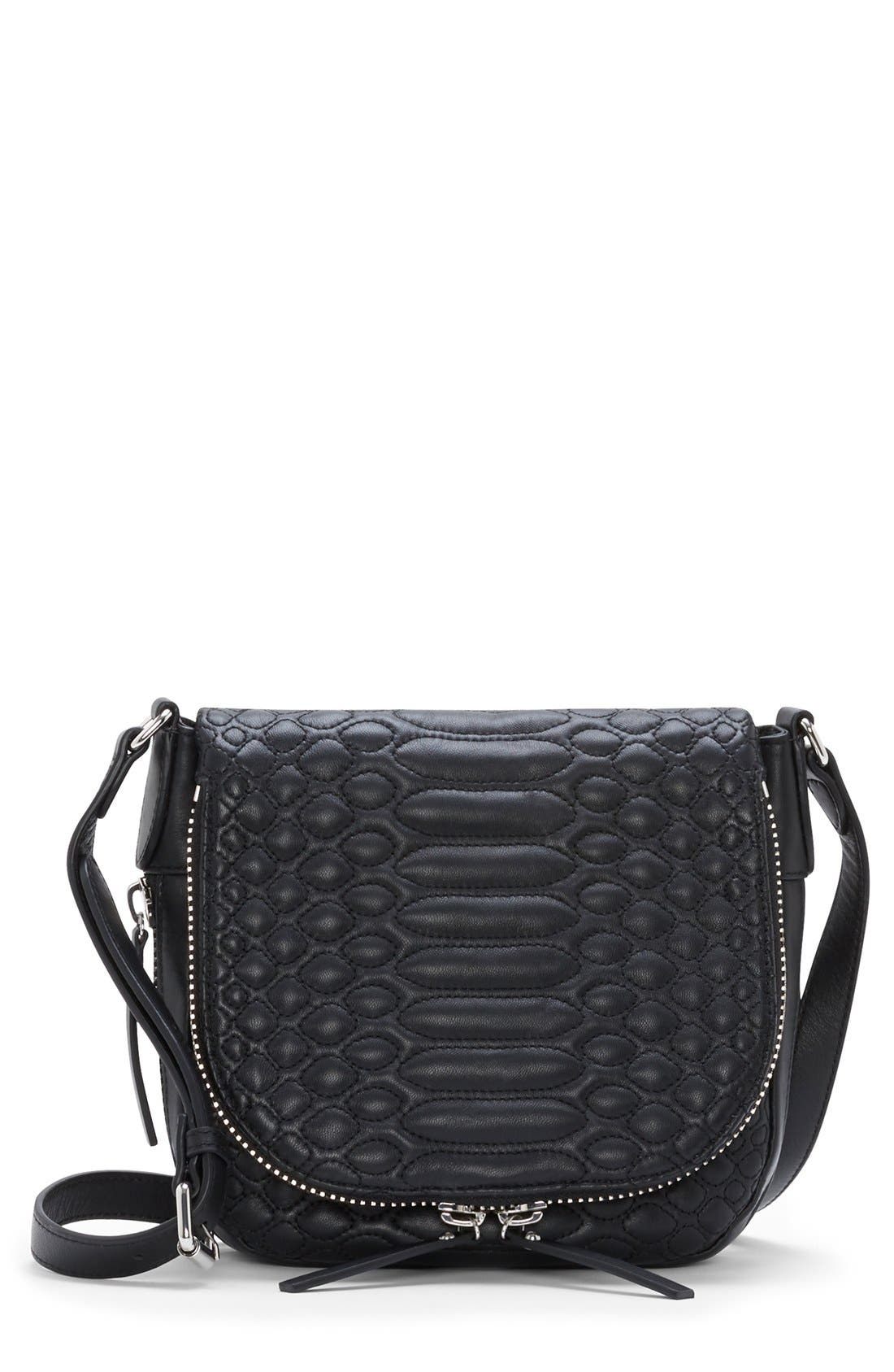 Vince Camuto Baily Quilted Leather Crossbody Bag Nordstrom