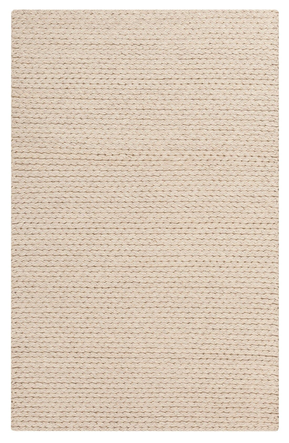 Alternate Image 1 Selected - Surya Home 'Yukon' Hand Woven Wool Rug