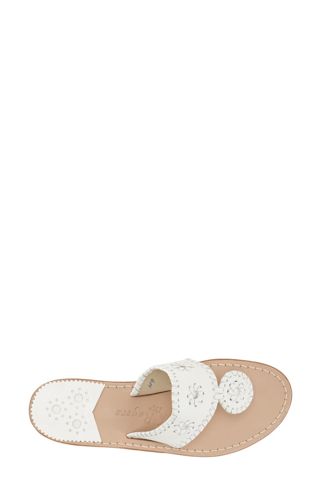 Alternate Image 3  - Jack Rogers 'Palm Beach' Sandal