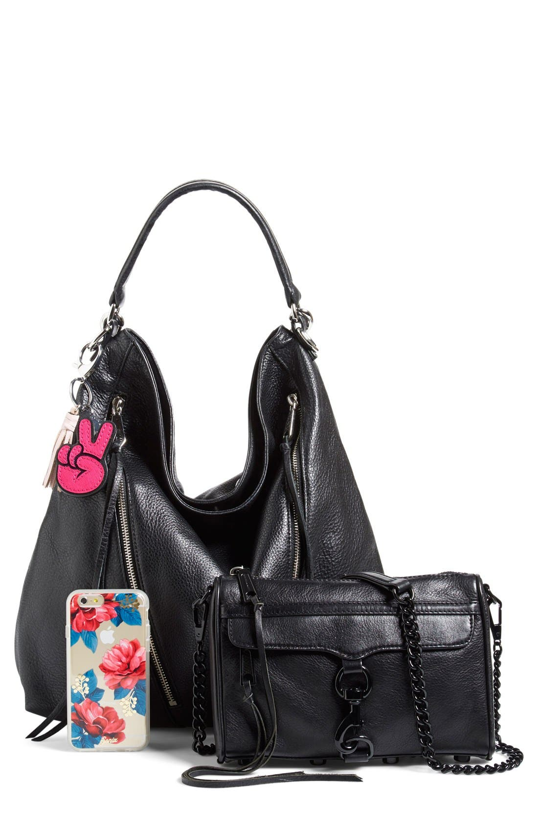 Alternate Image 8  - Rebecca Minkoff 'Moto' Hobo Bag