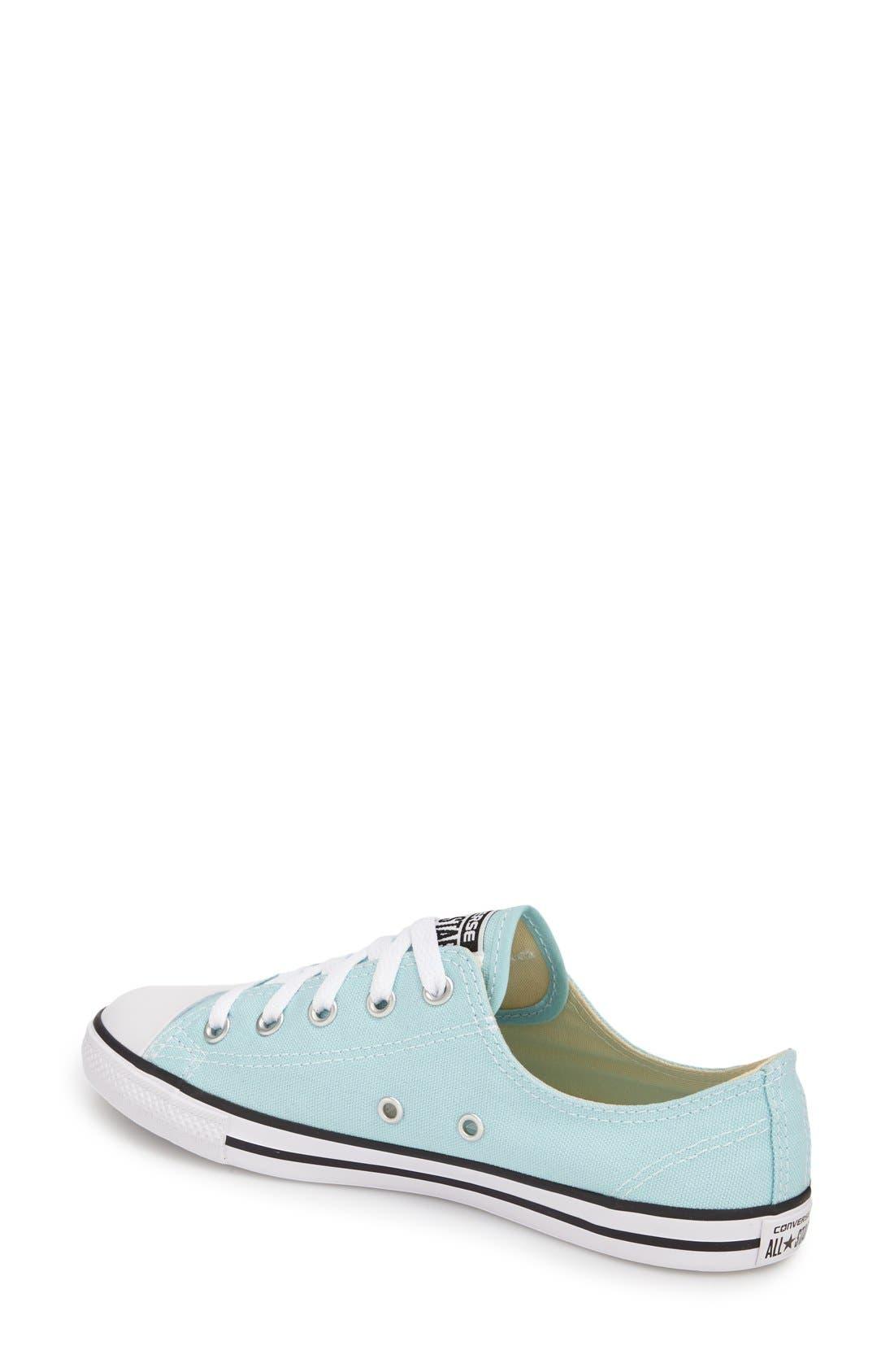 Alternate Image 2  - Converse 'Seasonal Dainty' Chuck Taylor® All Star® Low Top Sneaker (Women)