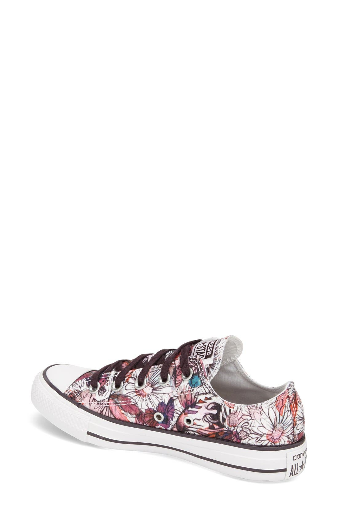 Alternate Image 4  - Converse Chuck Taylor® All Star® 'Daisy Print Ox' Low Top Sneaker