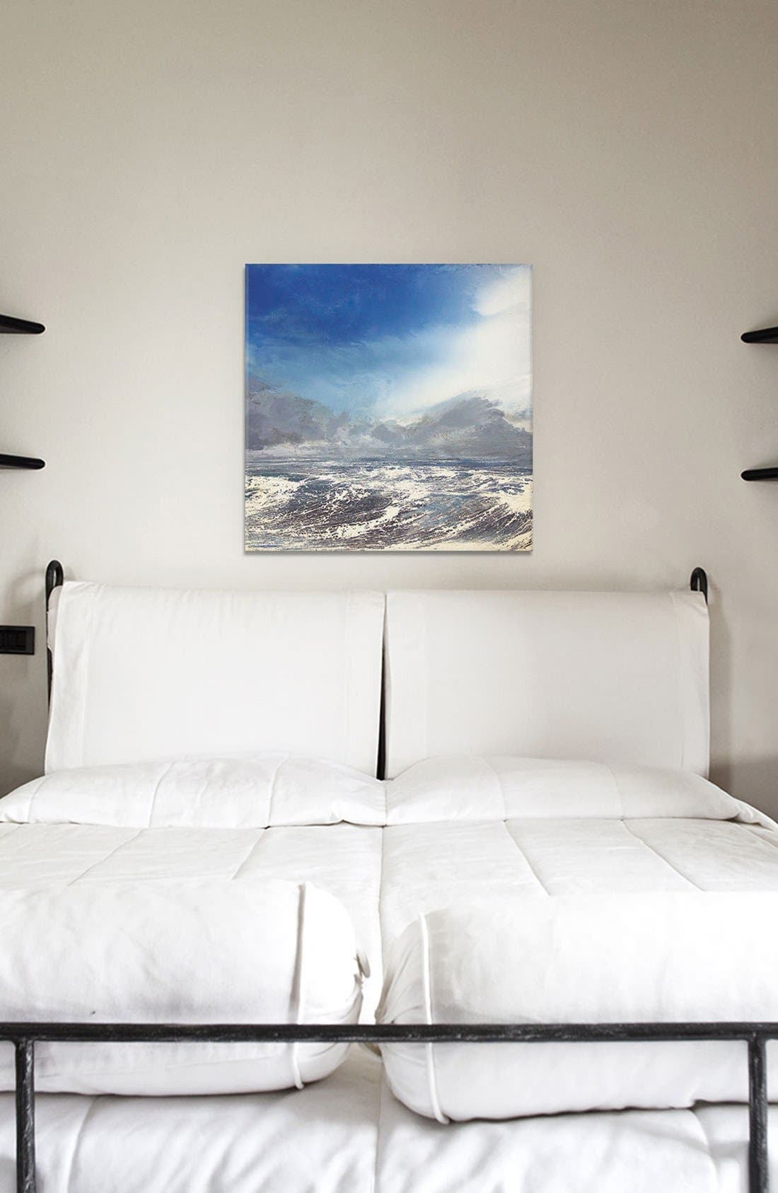 Alternate Image 2  - iCanvas 'Fresh Easterly' Giclée Print Canvas Art