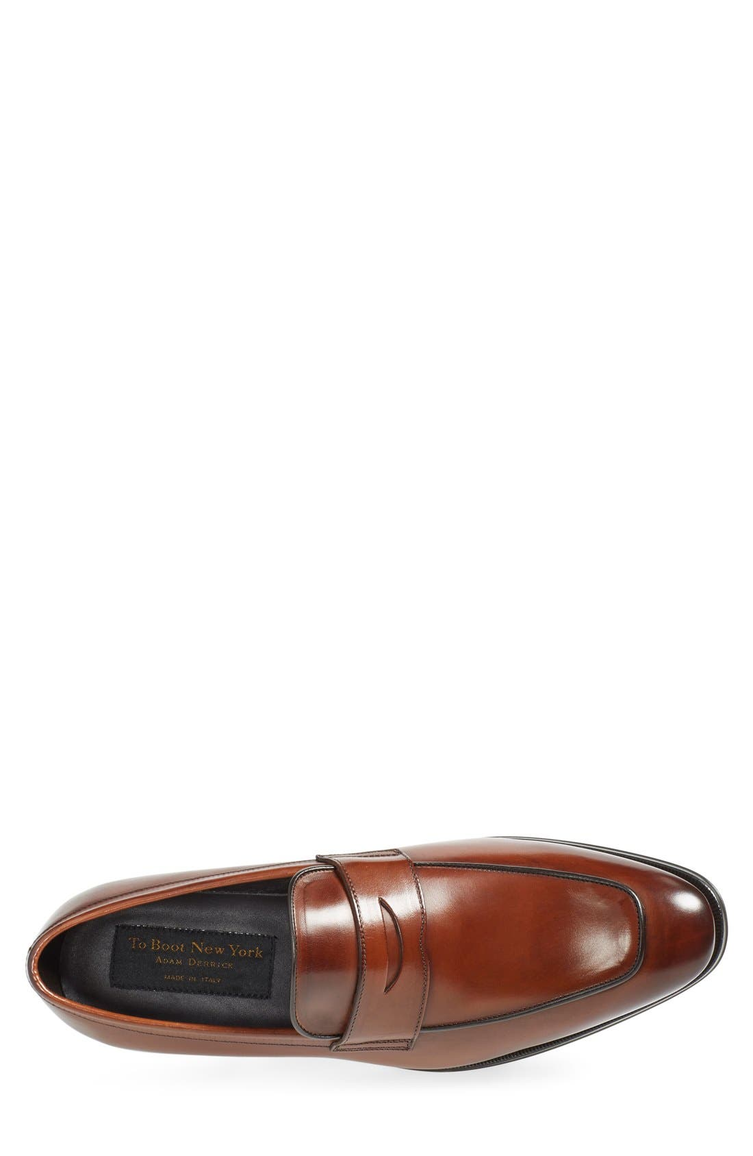 Alternate Image 2  - To Boot New York Dupont Penny Loafer (Men)