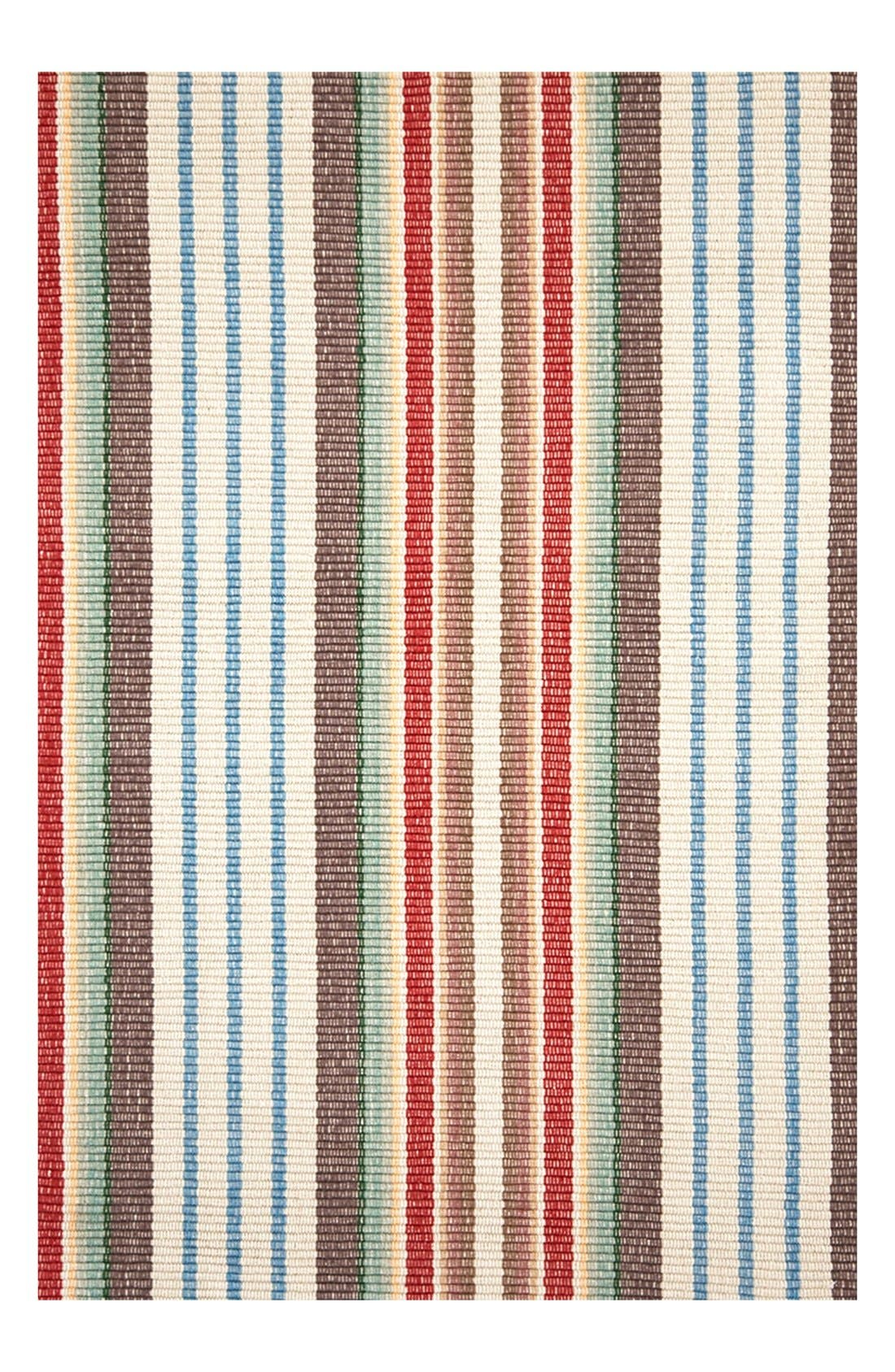 Dash & Albert 'Ranch' Stripe Rug