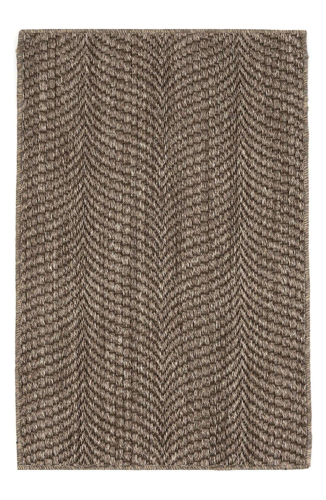 'Wave' Rug,                             Main thumbnail 1, color,                             Greige