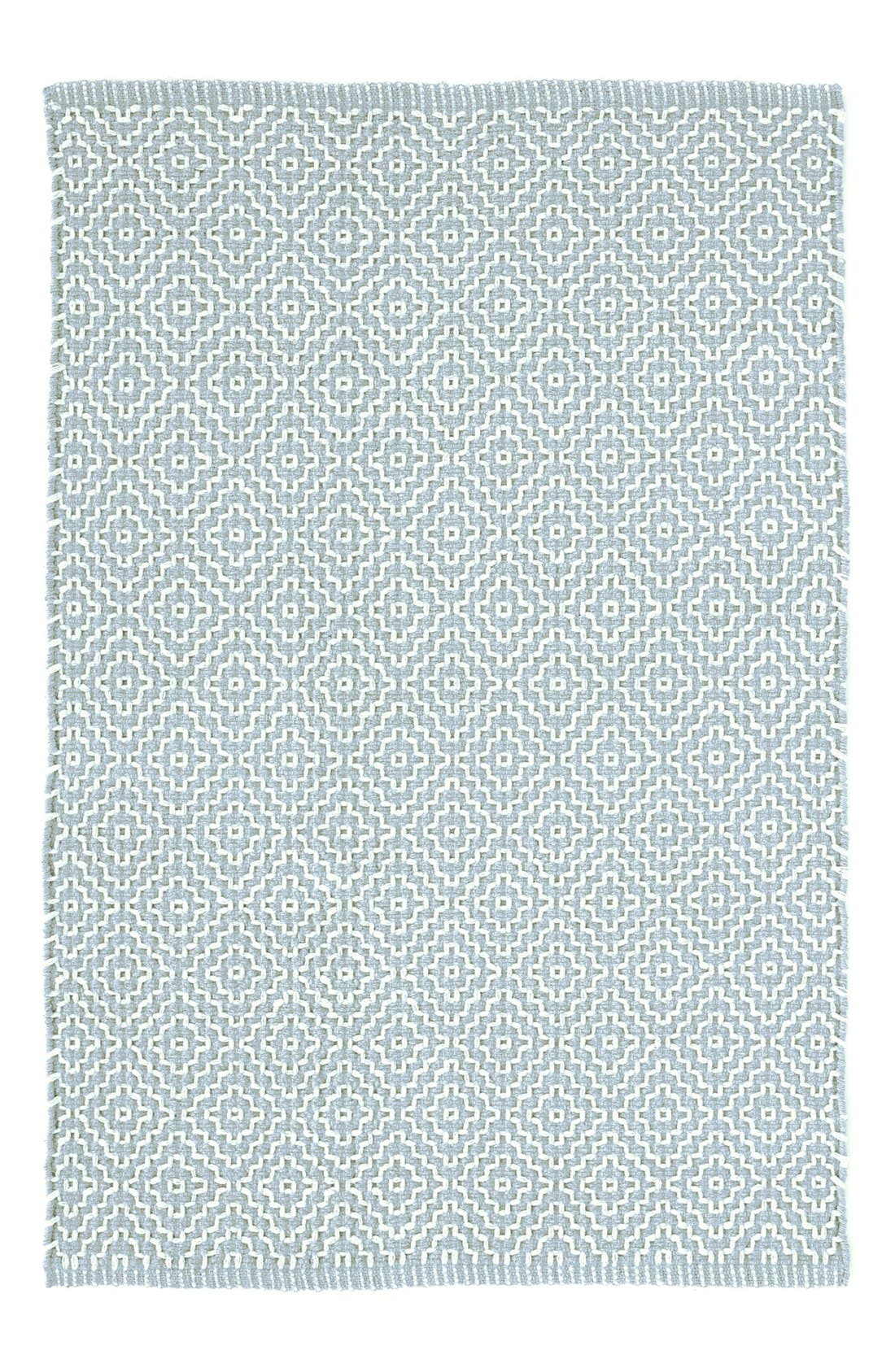 'Beatrice' Rug,                         Main,                         color, Blue
