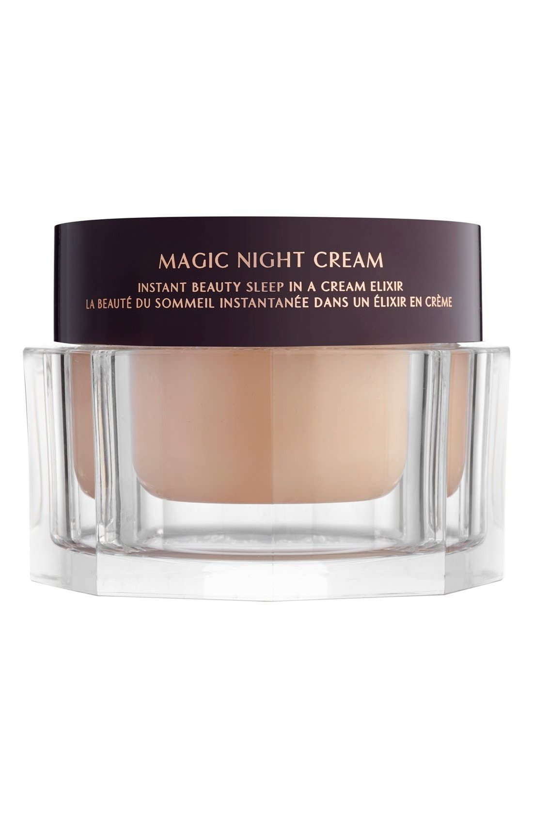 Charlotte Tilbury 'Magic Night Rescue Cream' Intense Firming, Plumping Balm-Elixir