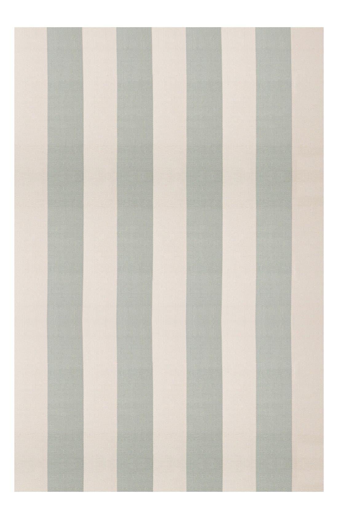 'Yacht' Stripe Rug,                             Alternate thumbnail 2, color,                             Ocean