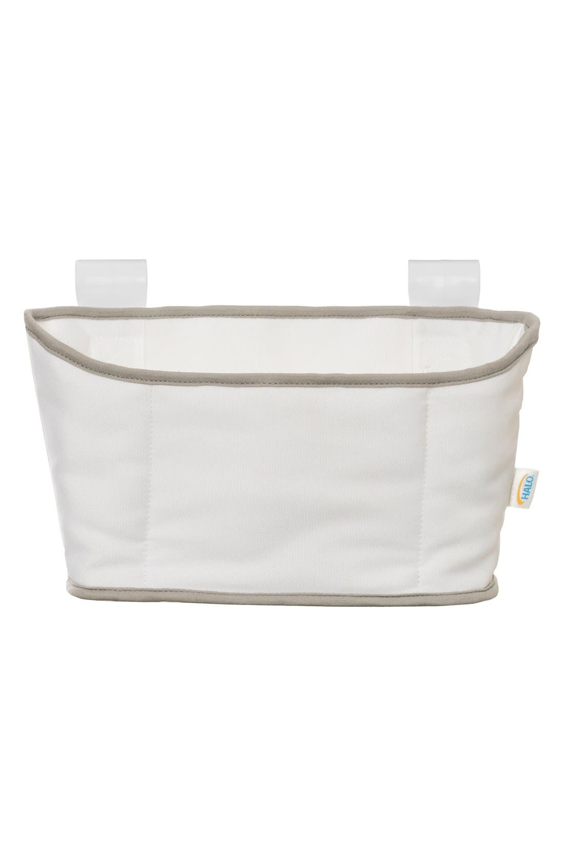 Bassinest<sup>™</sup> Storage Caddy,                         Main,                         color, White
