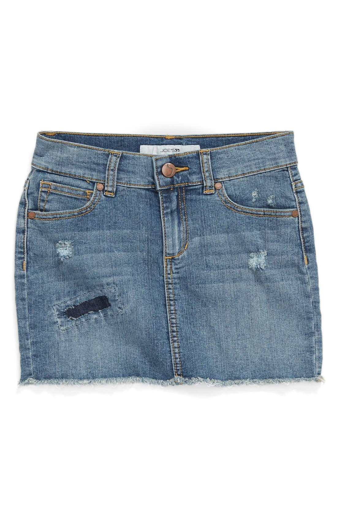 Joe's Aimee Cutoff Denim Skirt (Toddler Girls, Little Girls, & Big Girls)