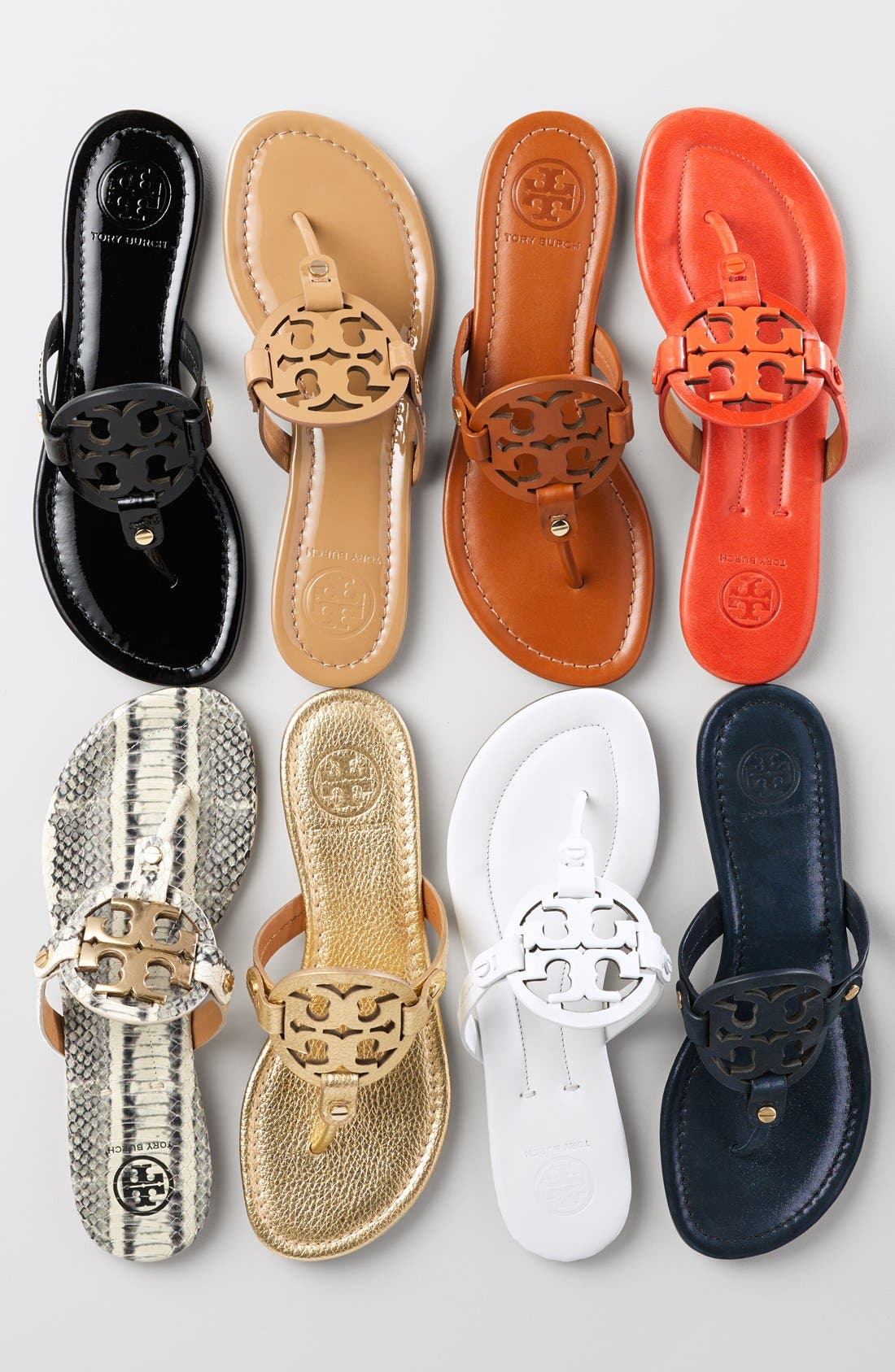 Alternate Image 5  - Tory Burch 'Miller 2' Logo Sandal (Women)
