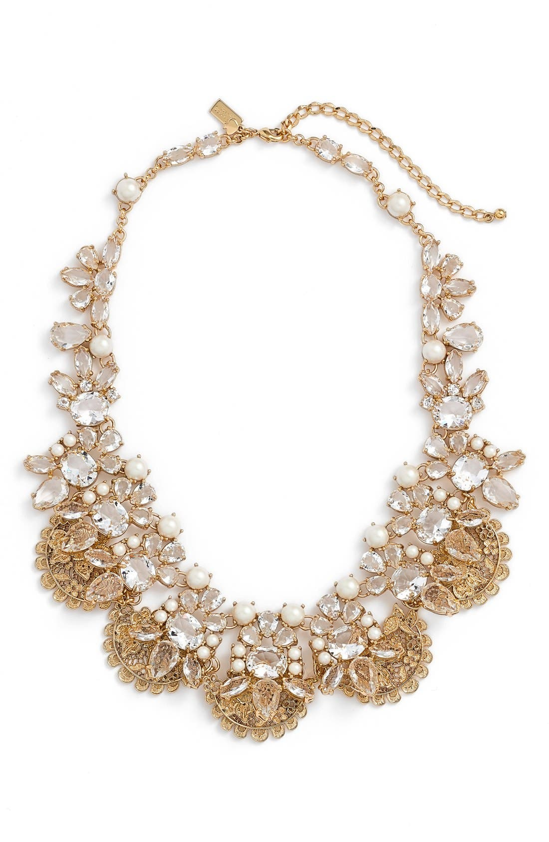 Main Image - kate spade new york 'chantilly gems' statement necklace