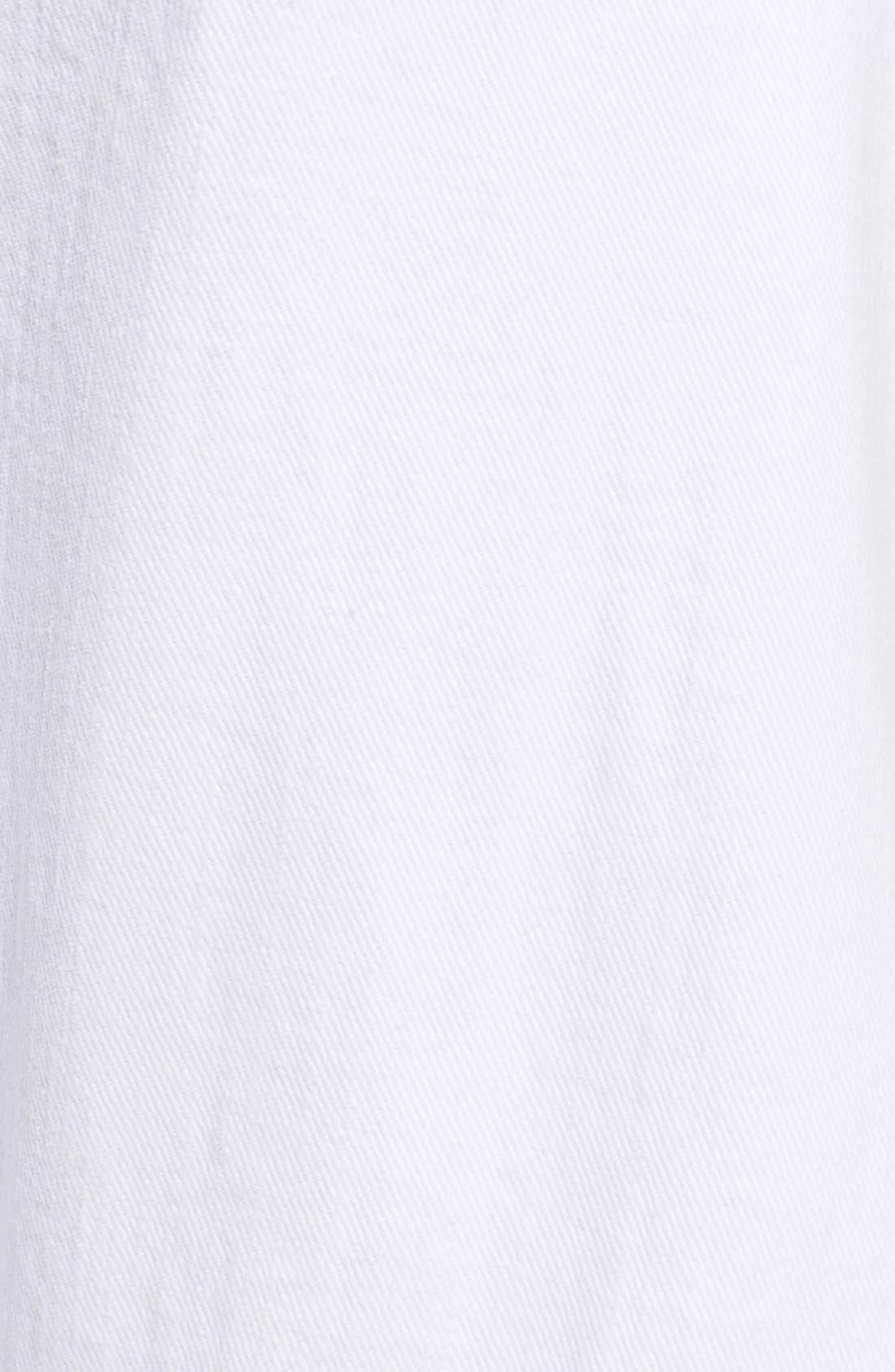 'Emerson' Slim Boyfriend Jeans,                             Alternate thumbnail 5, color,                             Glacier