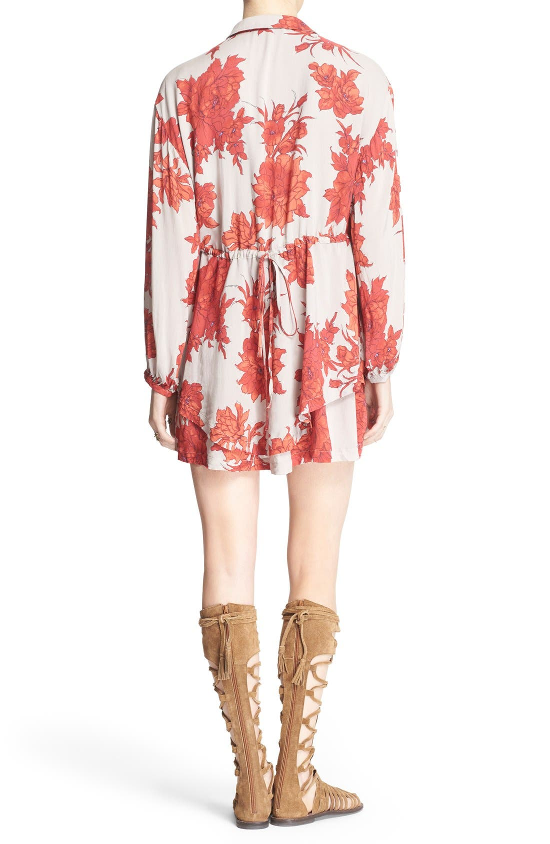 Alternate Image 2  - Free People 'Shake It' Printed Tunic