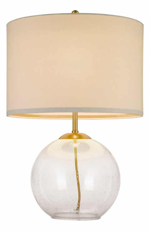 Table lamps lighting lamps fans nordstrom cupcakes and cashmere seeded glass table lamp aloadofball