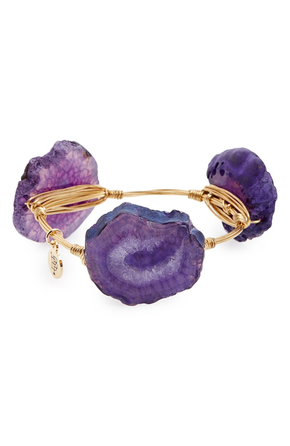 Alternate Image 3  - Bourbon and Boweties Stone Bracelet
