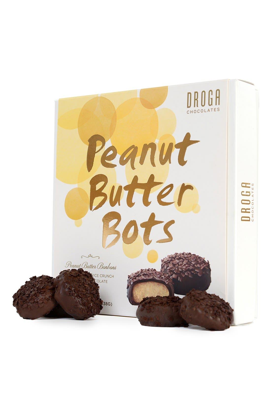 'Peanut Butter Bots' Peanut Butter Bon Bons,                         Main,                         color, Yellow
