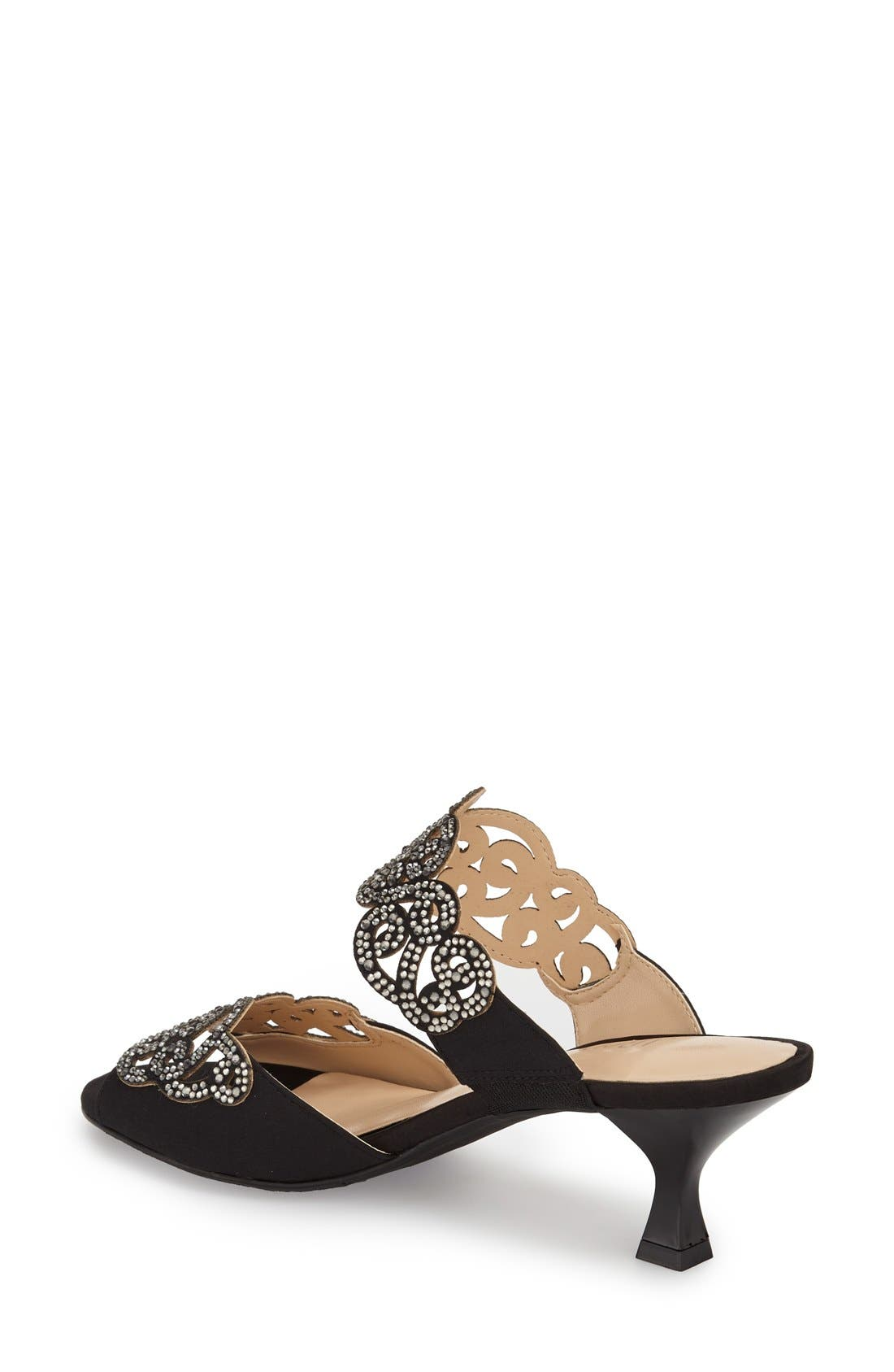 Alternate Image 2  - J. Reneé 'Francie' Evening Sandal (Women)