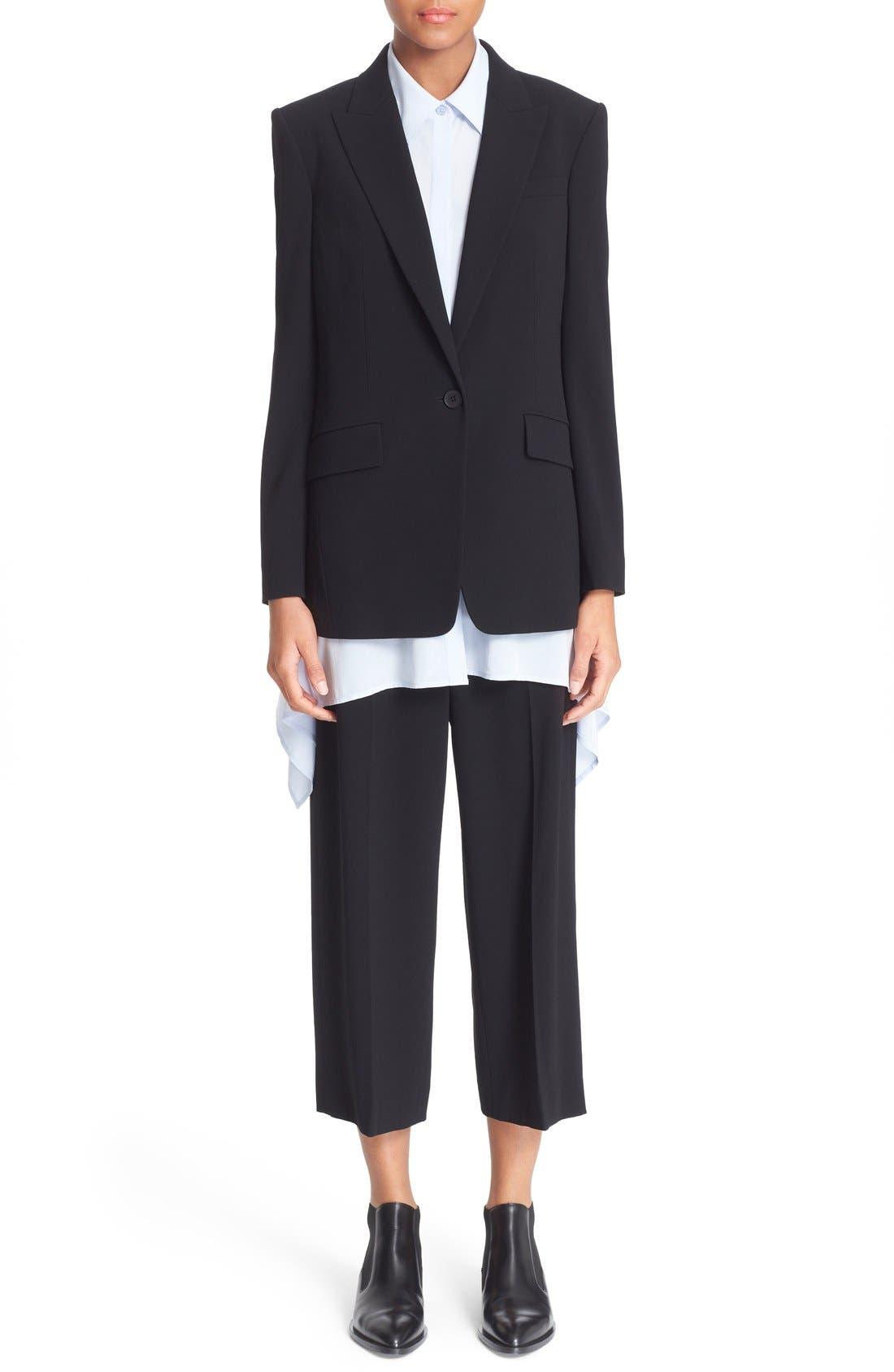 Alternate Image 2  - DKNY Crop Wide Leg Pants
