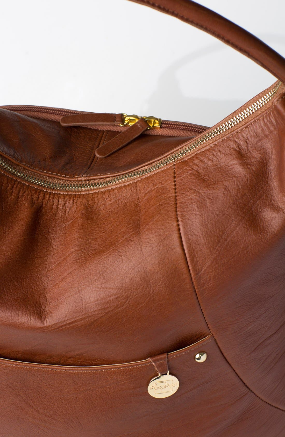 Alternate Image 4  - PacaPod 'Jasper' Leather Diaper Bag