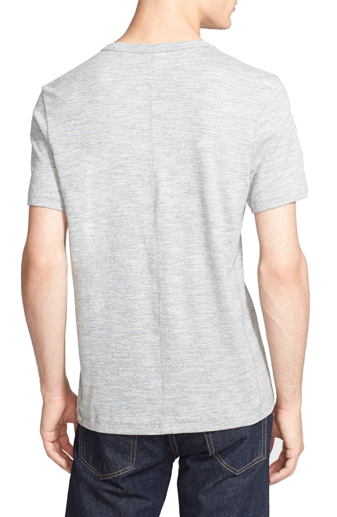 Alternate Image 2  - rag & bone Standard Issue 'Moulinex' Crewneck T-Shirt