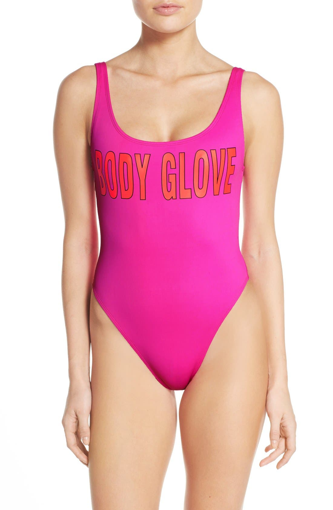 Body Glove '1989 The Look' One-Piece Swimsuit