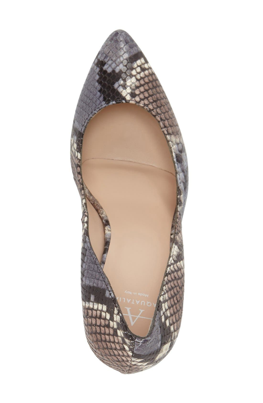 Alternate Image 3  - Aquatalia 'Harlee' Weatherproof Pointy Toe Pump (Women)
