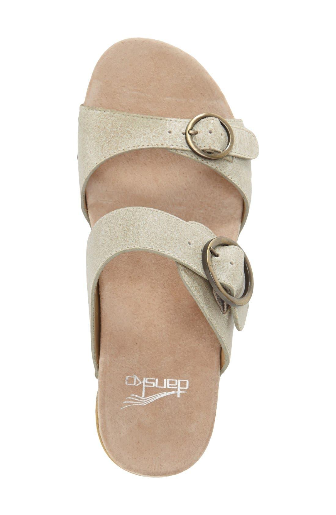 Alternate Image 3  - Dansko 'Manda' Slide Sandal (Women)