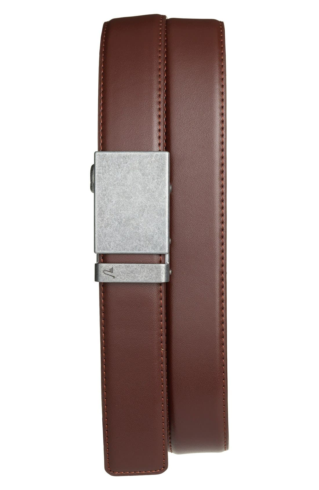 Mission Belt 'Iron' Leather Belt