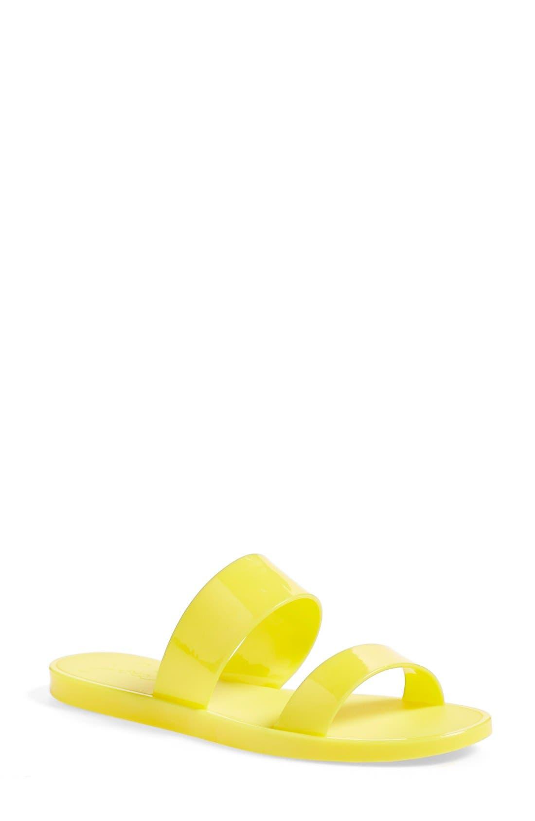 Main Image - Joie 'Laila' Two-Strap Jelly Slide Sandal (Women)