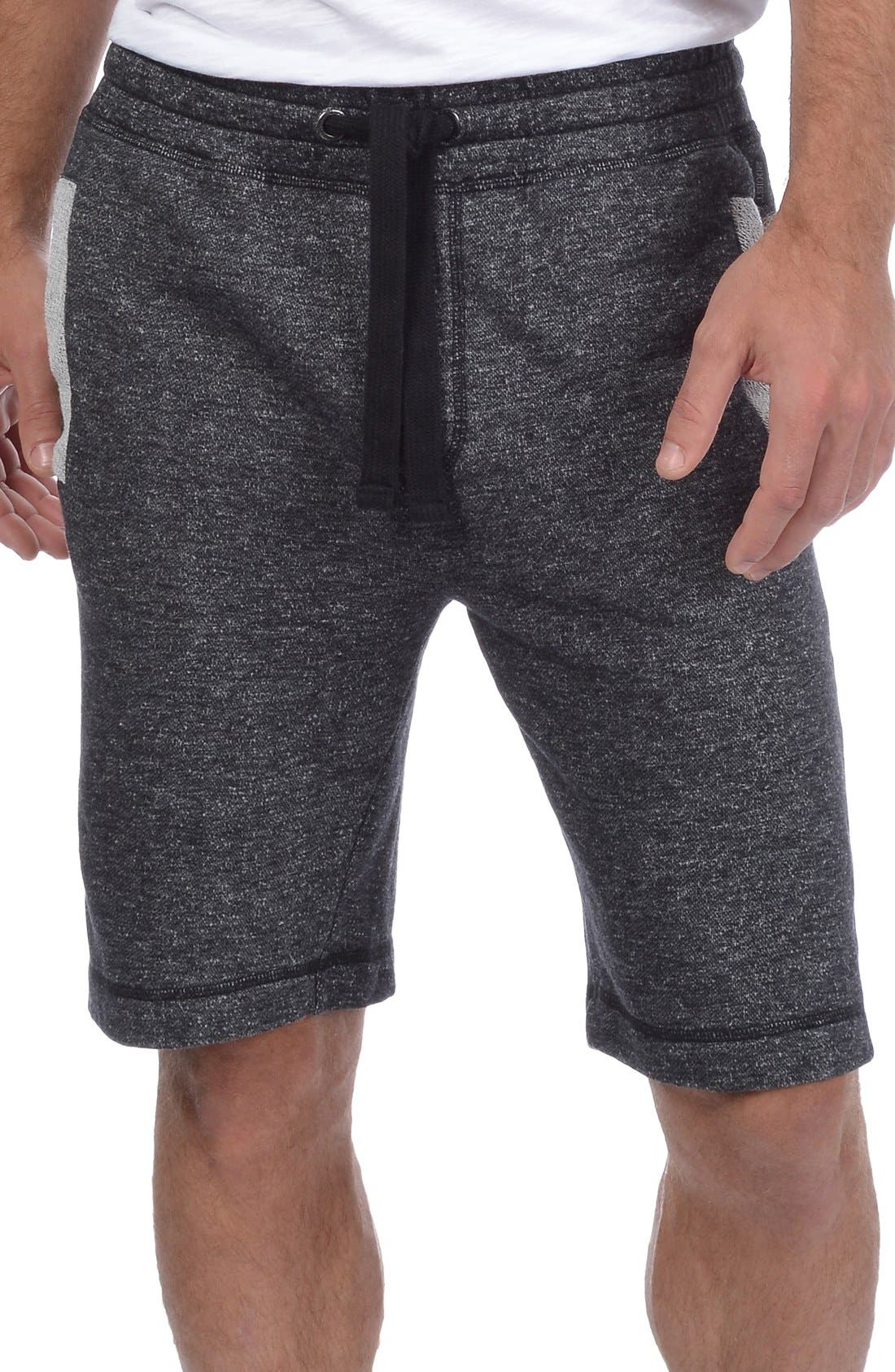 2(x)ist Terry Shorts