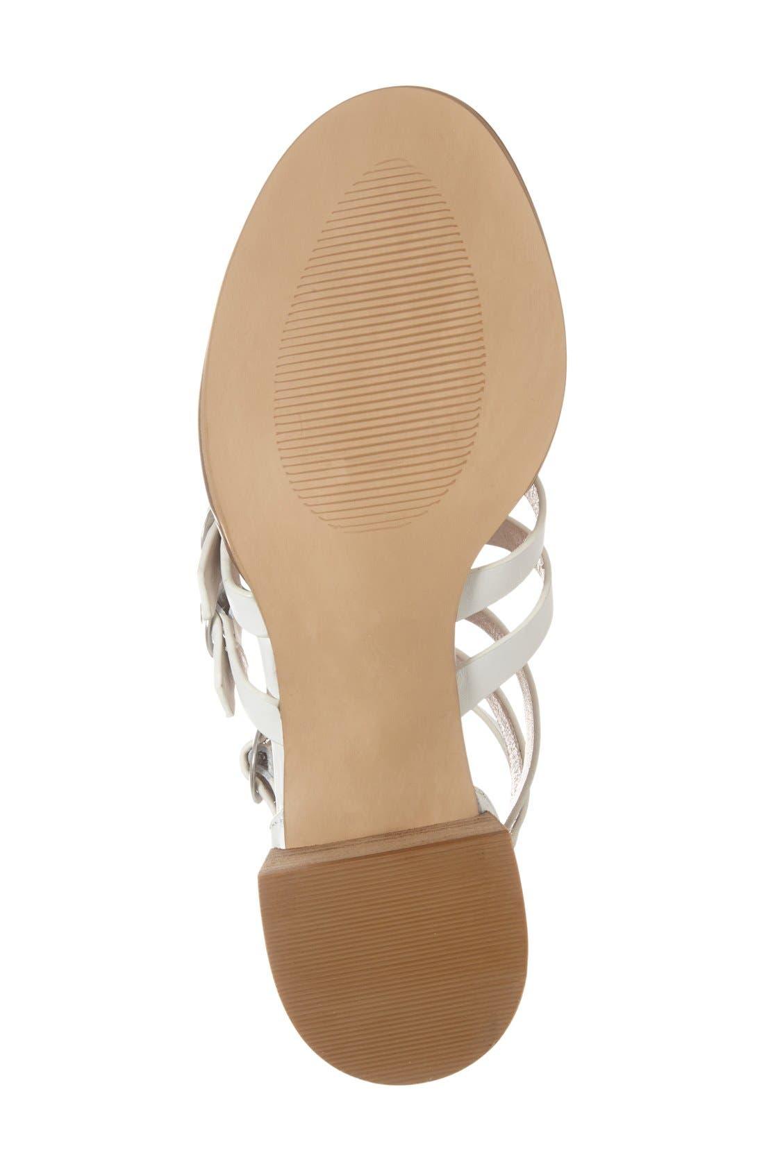 Alternate Image 4  - Shellys London 'Bea' Buckle Sandal (Women)
