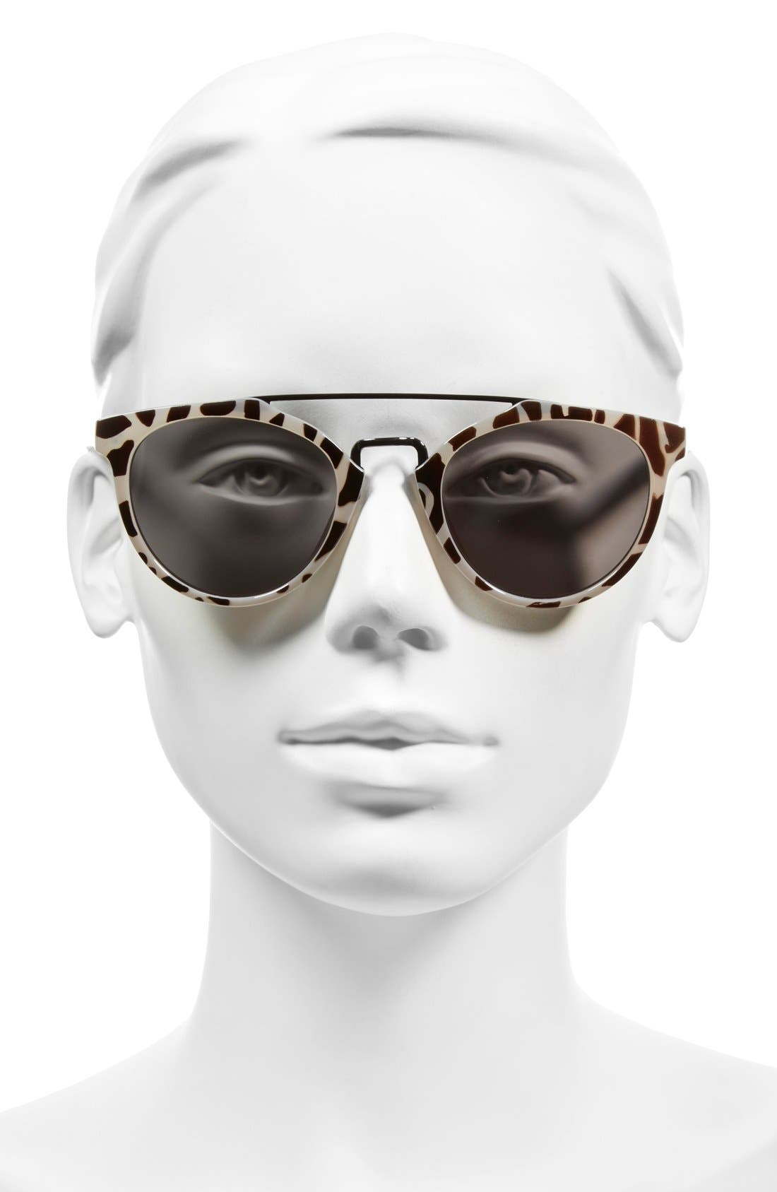 Alternate Image 2  - A.J. Morgan 'Coco' 49mm Sunglasses