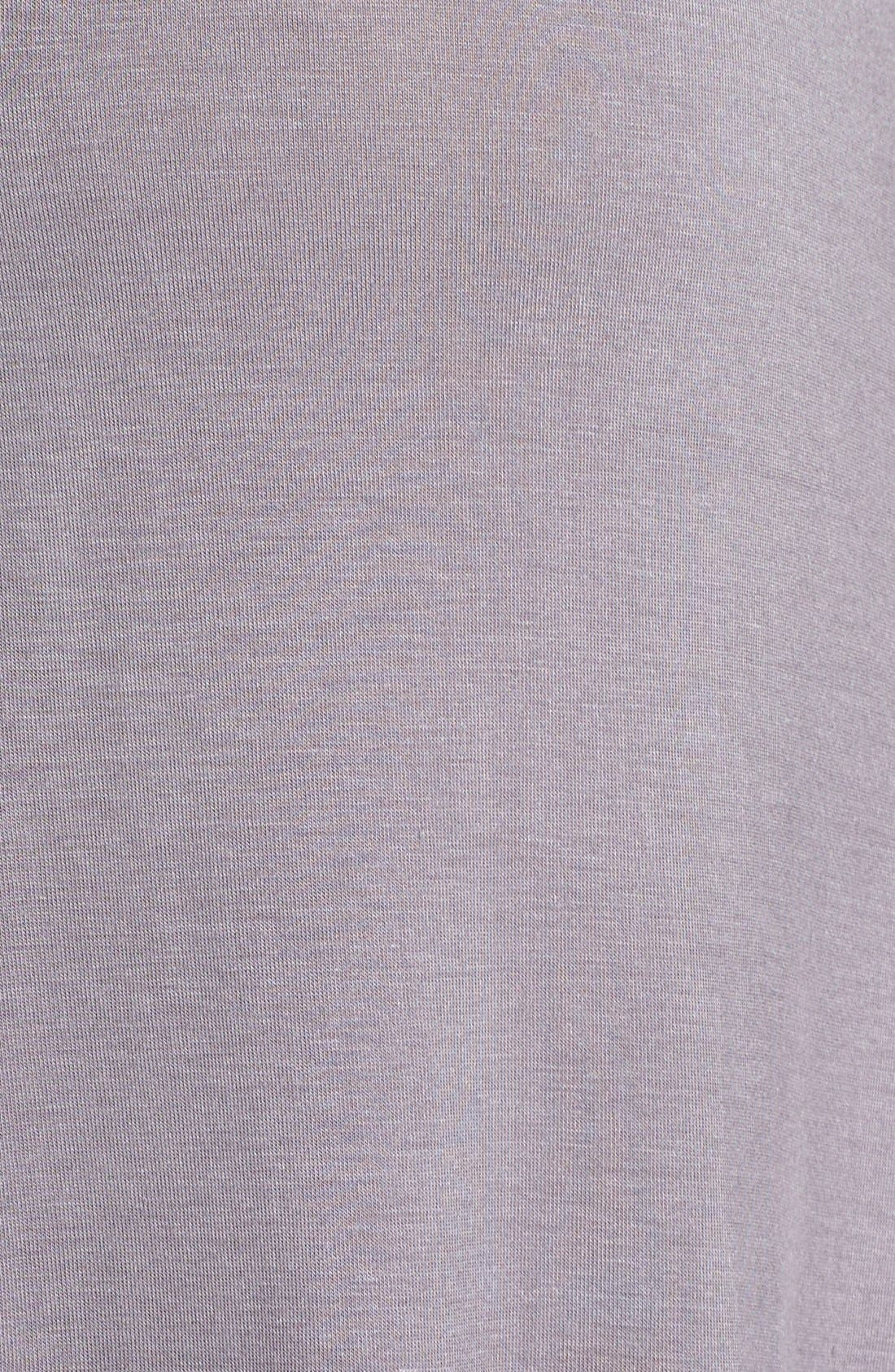 Alternate Image 5  - Belabumbum Ruffle Nursing Dress