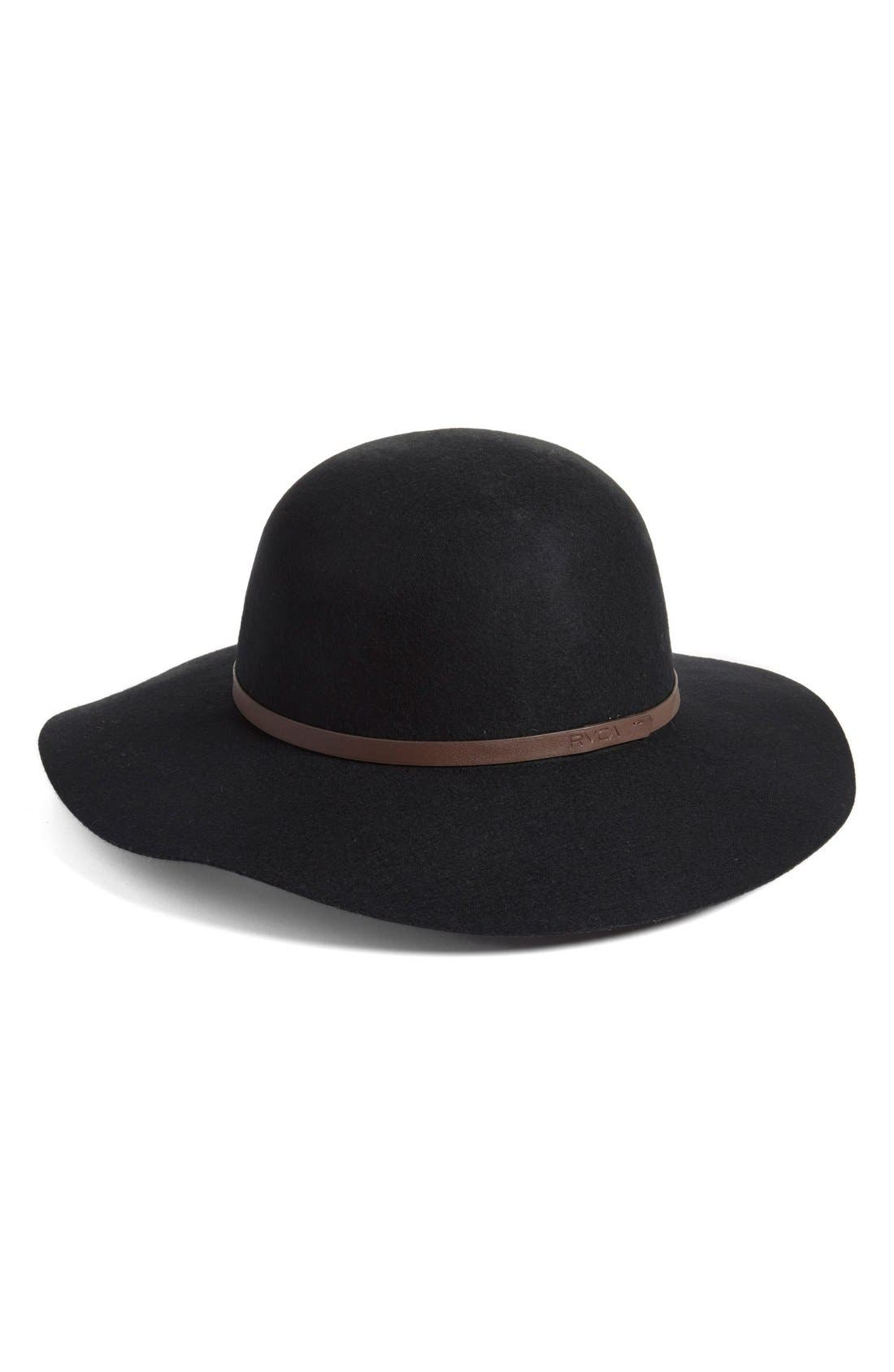 Alternate Image 1 Selected - RVCA 'Sunner' Wool Hat