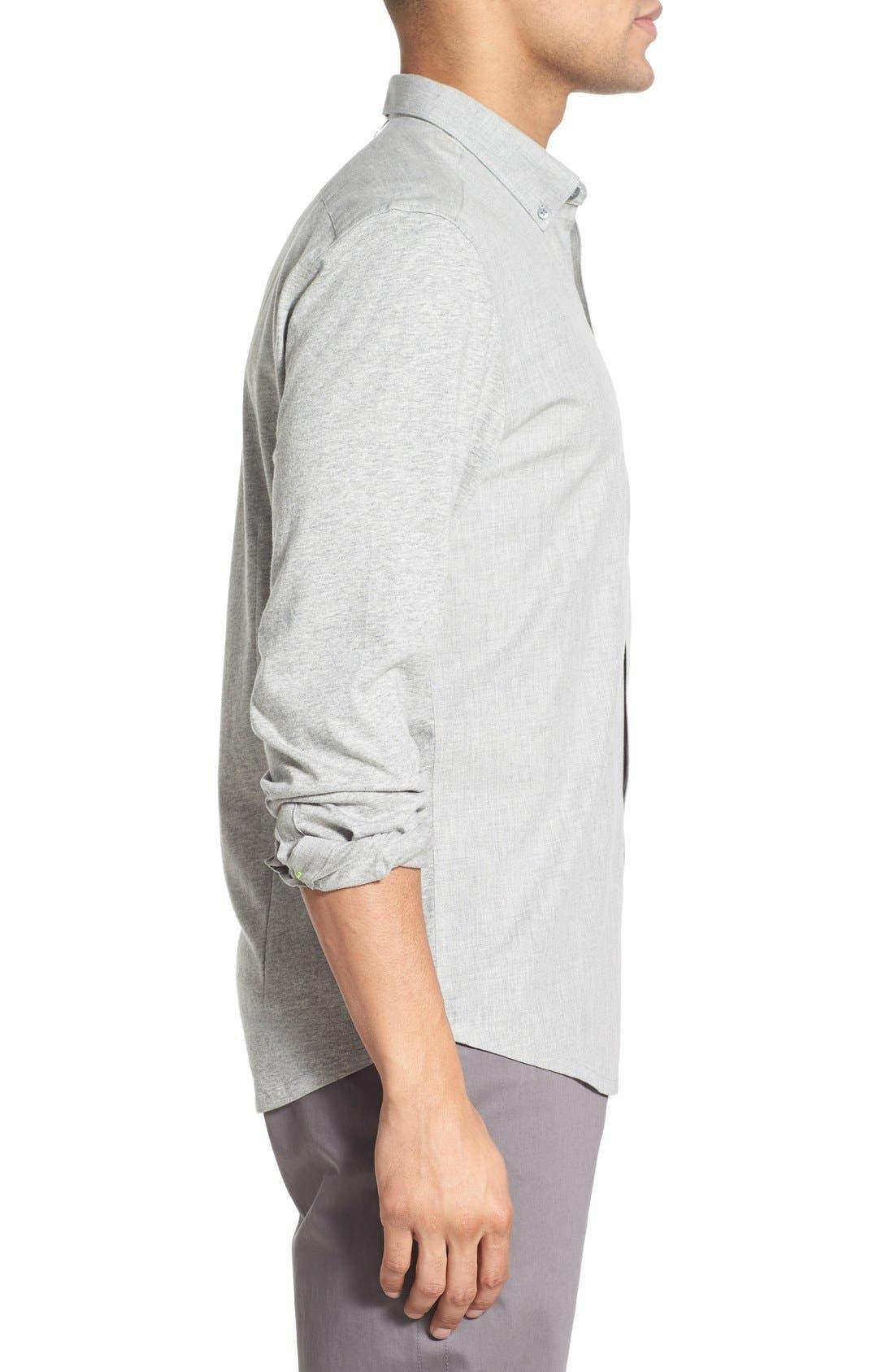 Alternate Image 4  - W.R.K 'Reworked' Trim Fit Sport Shirt