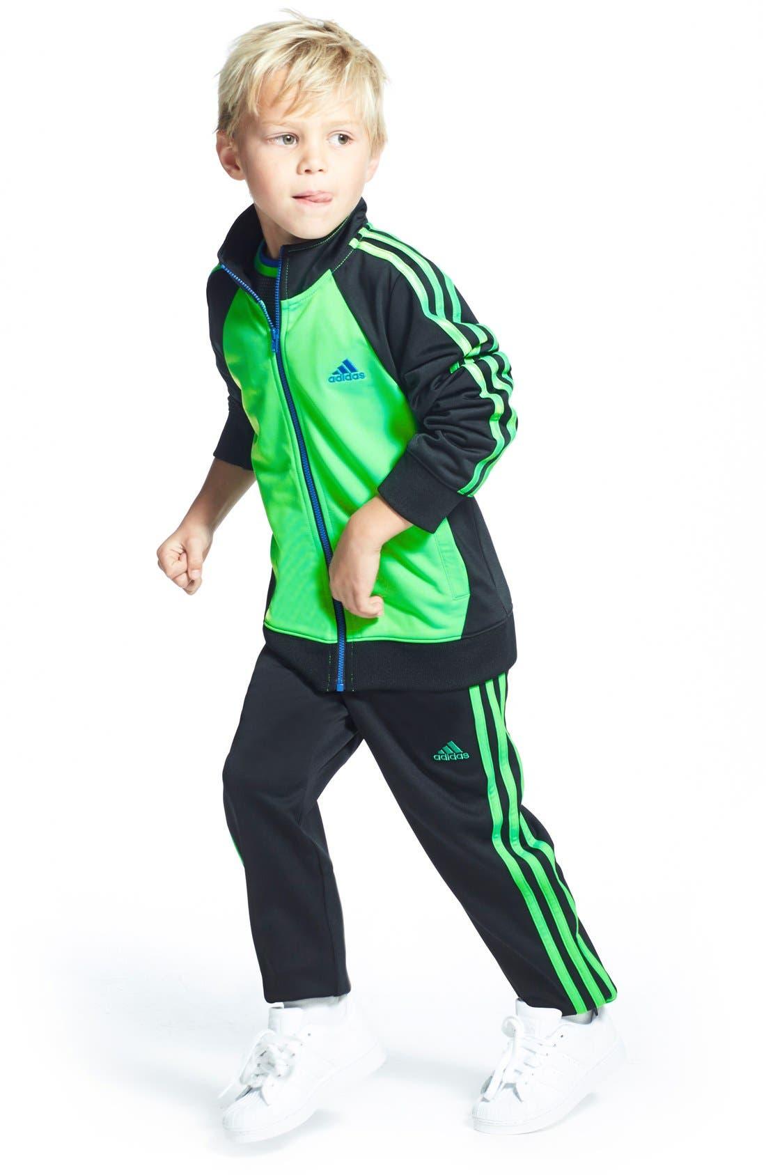 Alternate Image 4  - adidas 'Superstar II' Sneaker (Big Kid)