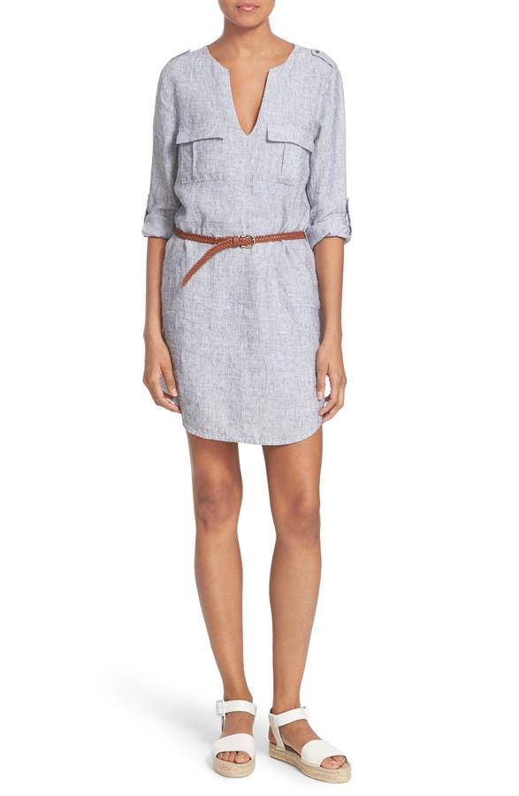 Main Image Joie Rathana C Belted Shirtdress