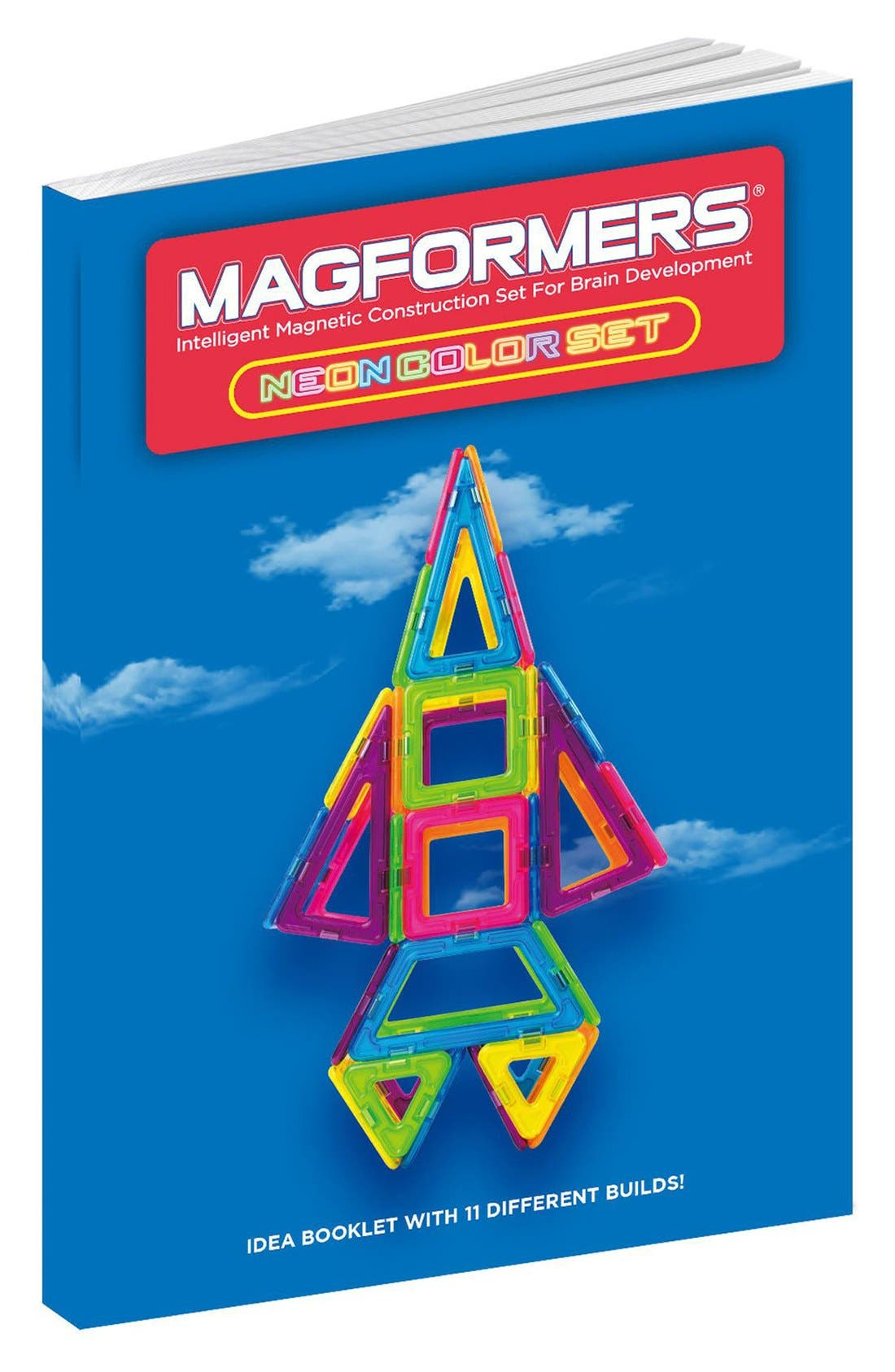 Alternate Image 3  - Magformers 'Creator' Neon Magnetic 3D Construction Set