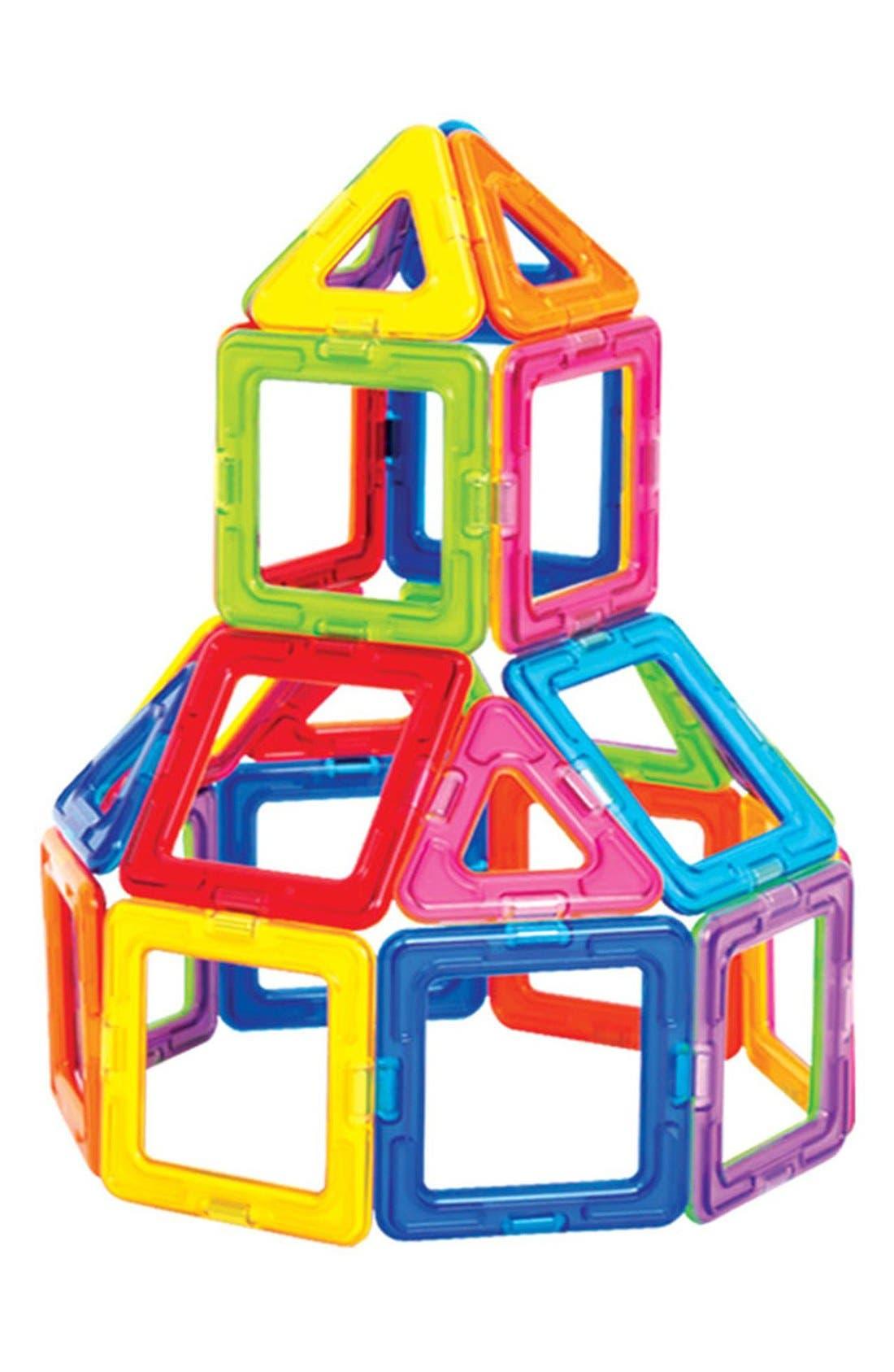 'Standard' Magnetic 3D Construction Set,                             Alternate thumbnail 8, color,                             Rainbow