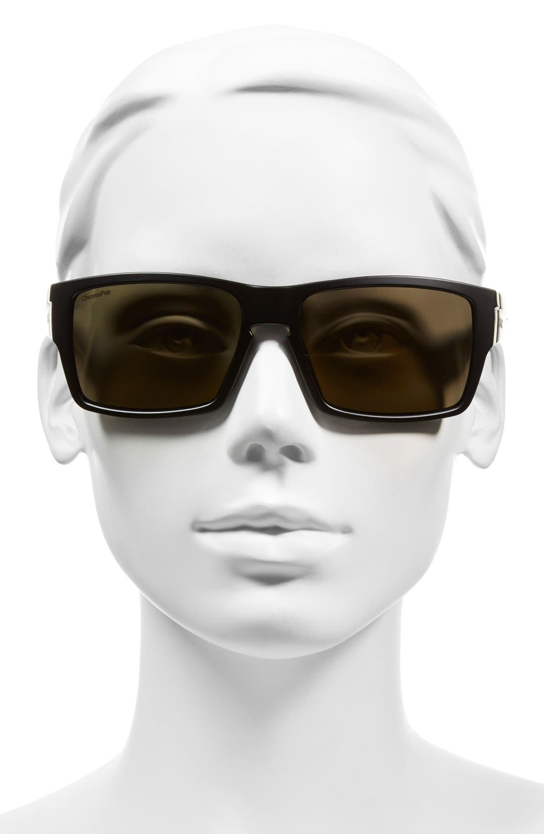 Alternate Image 2  - Smith 'Outlier XL' 56mm Polarized Sunglasses