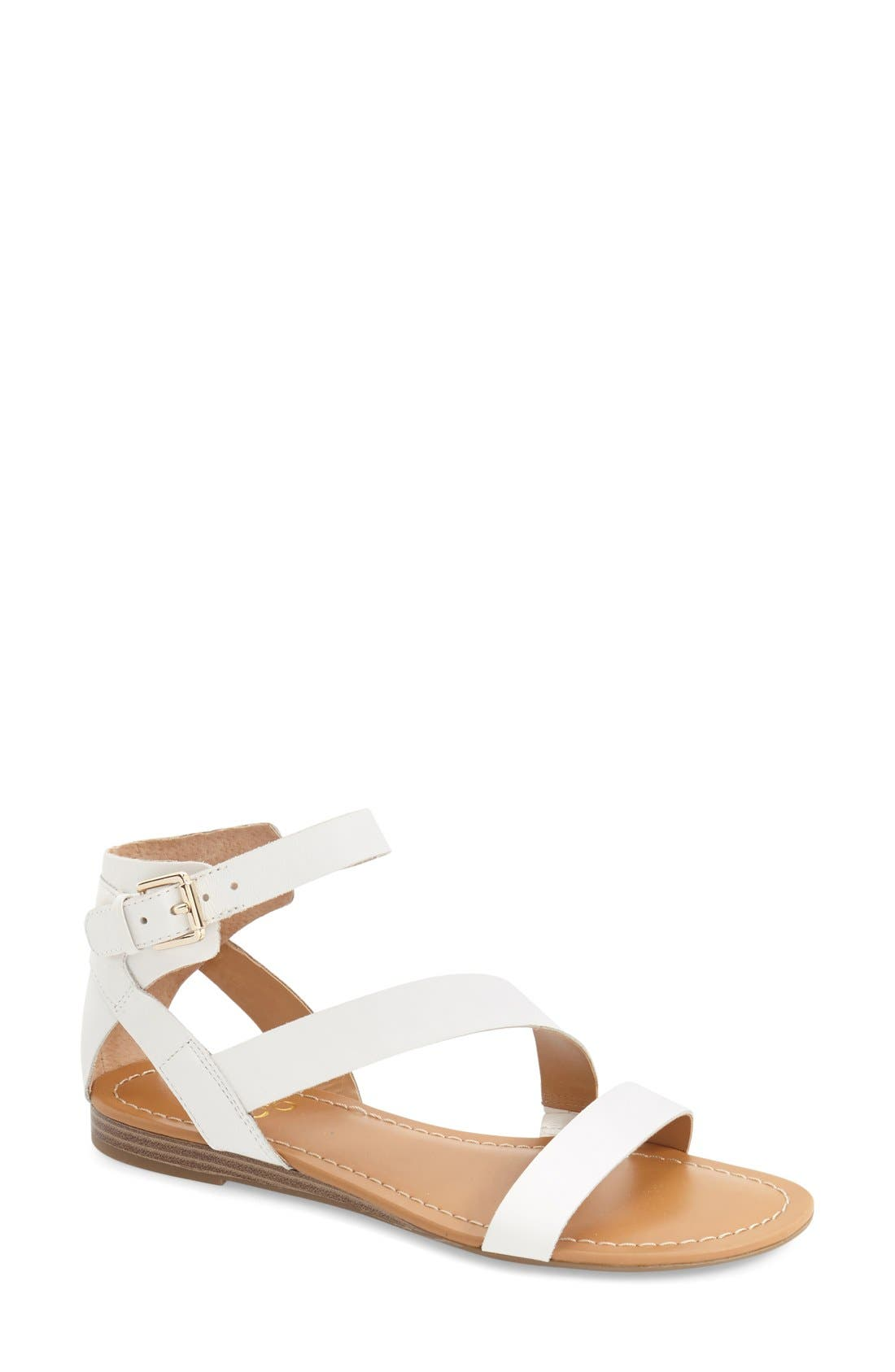 Main Image - Franco Sarto 'Gracie' Ankle Strap Sandal (Women)