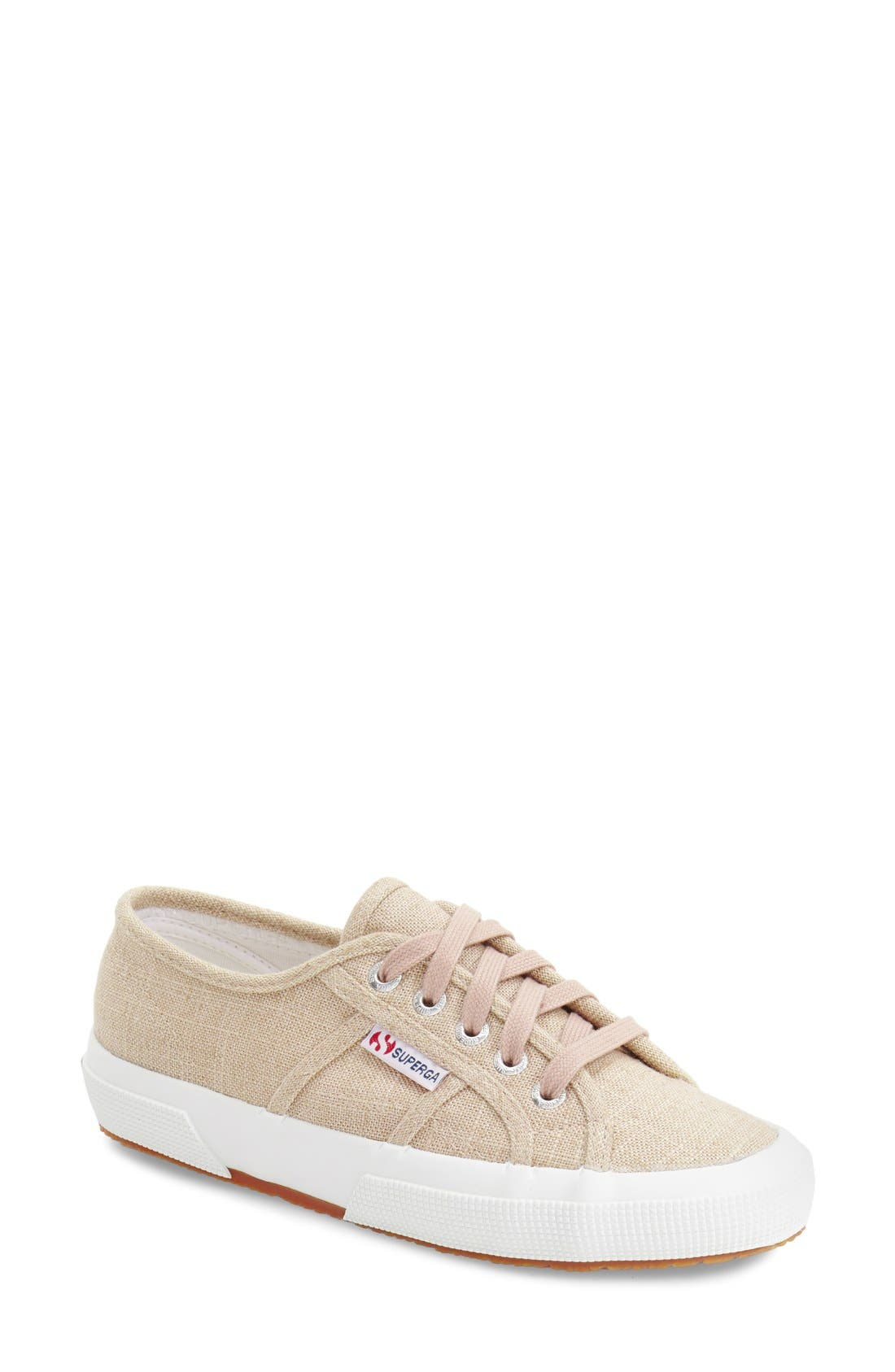 'Linu' Linen Sneaker ...