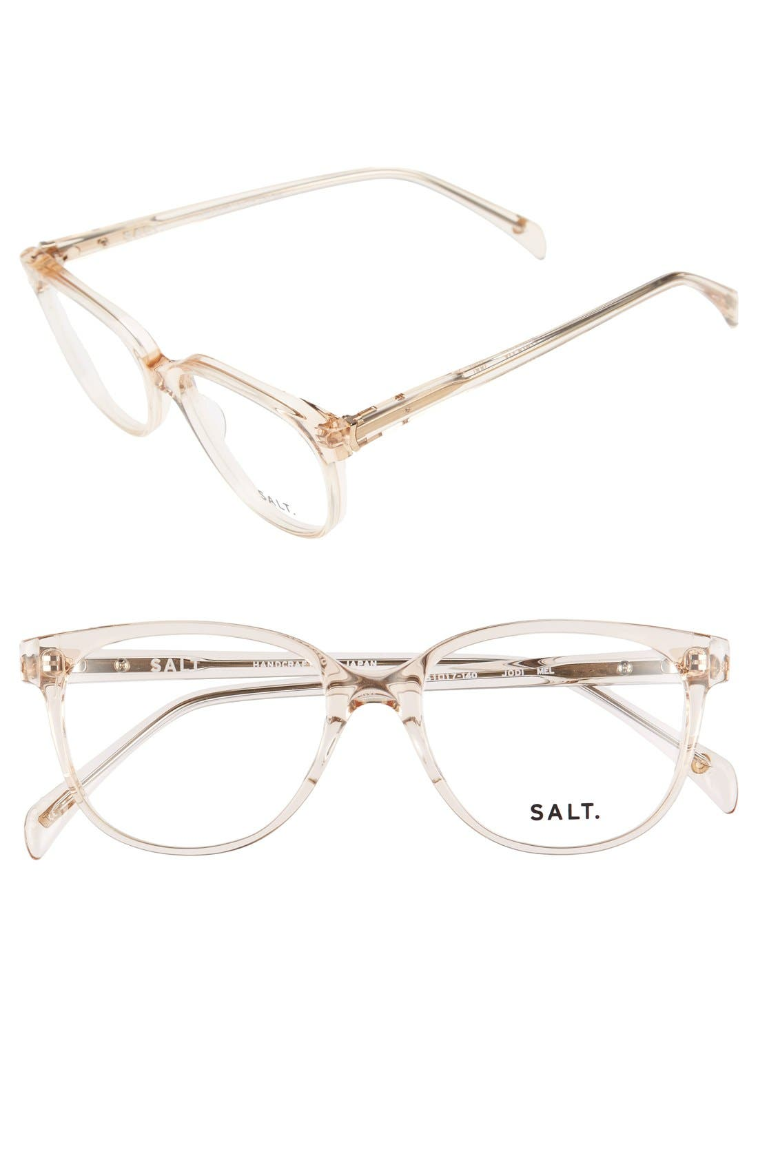 Alternate Image 1 Selected - SALT 'Jodi' 51mm Optical Glasses