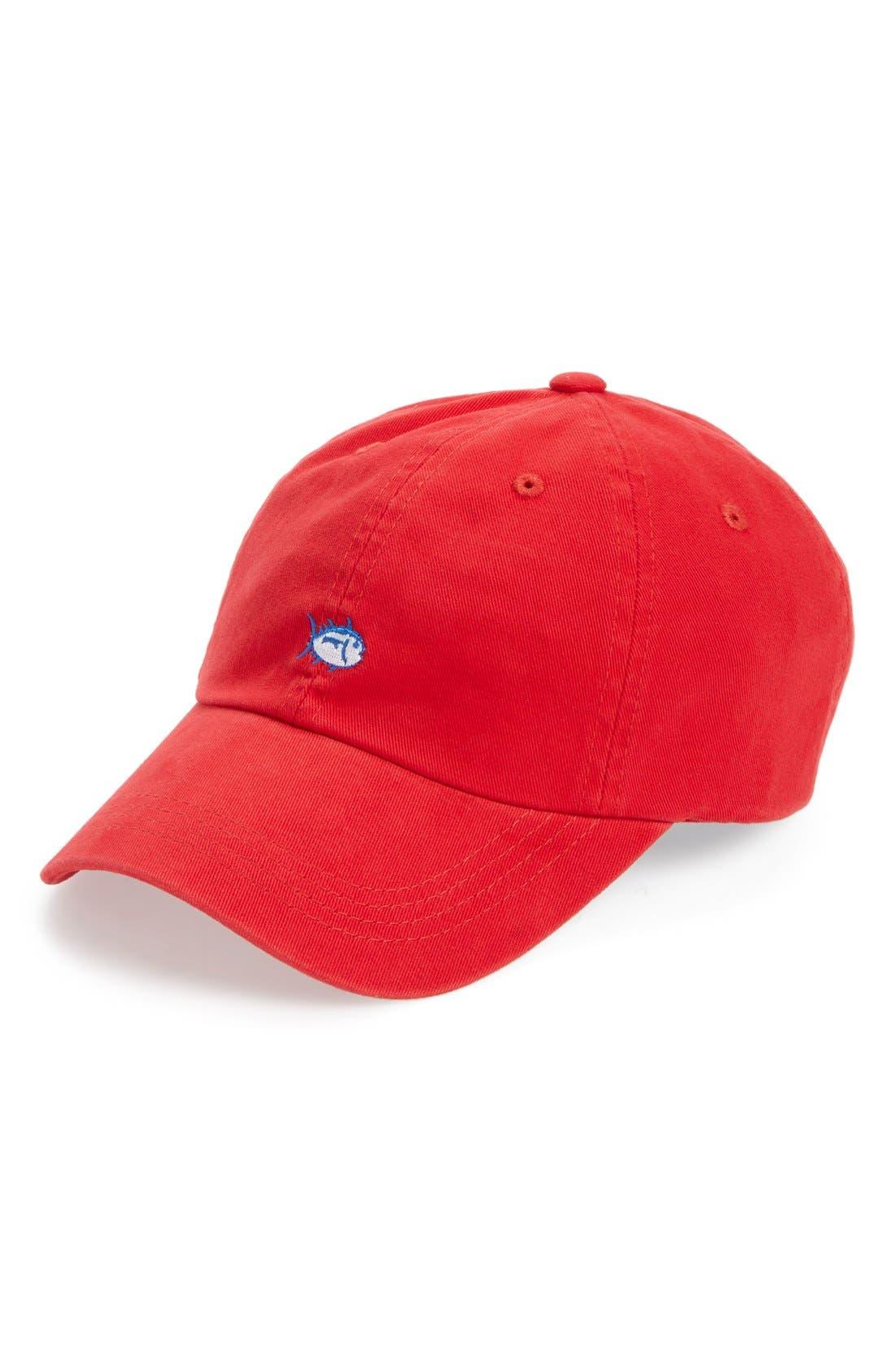 Main Image - Southern Tide 'Mini Skipjack' Baseball Cap