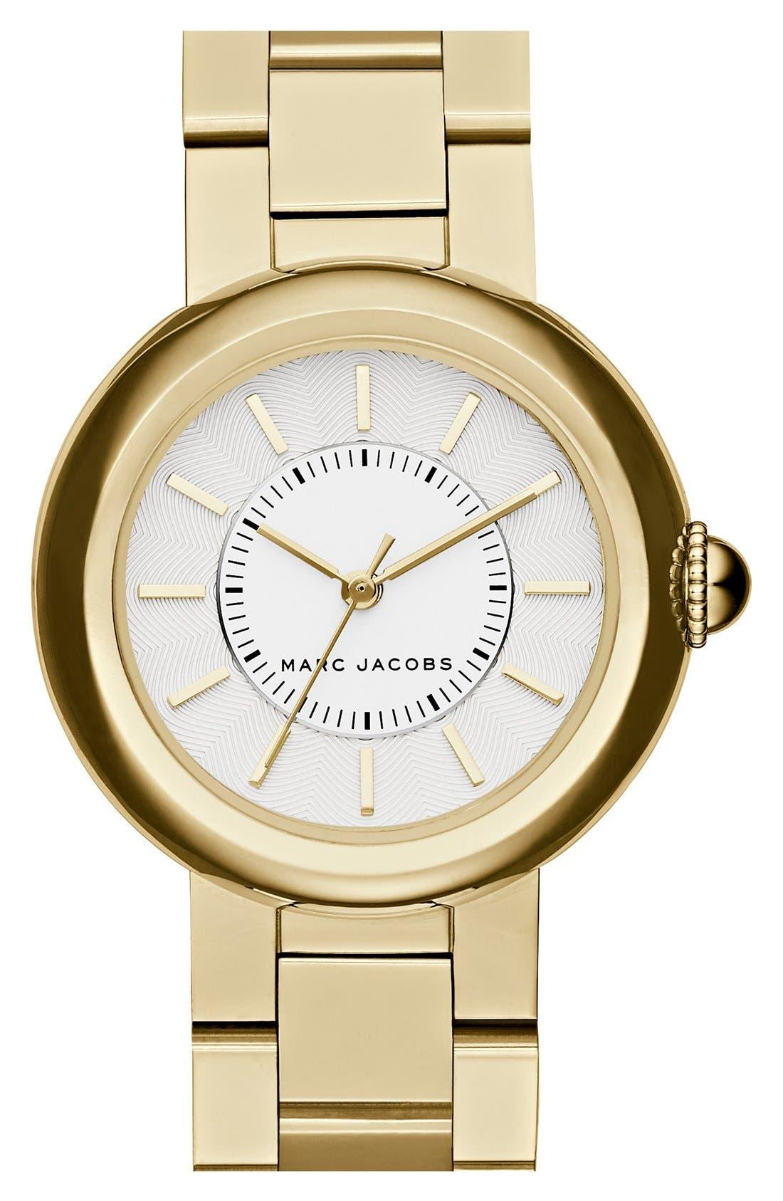 MARC JACOBS Courtney Bracelet Watch, 34mm