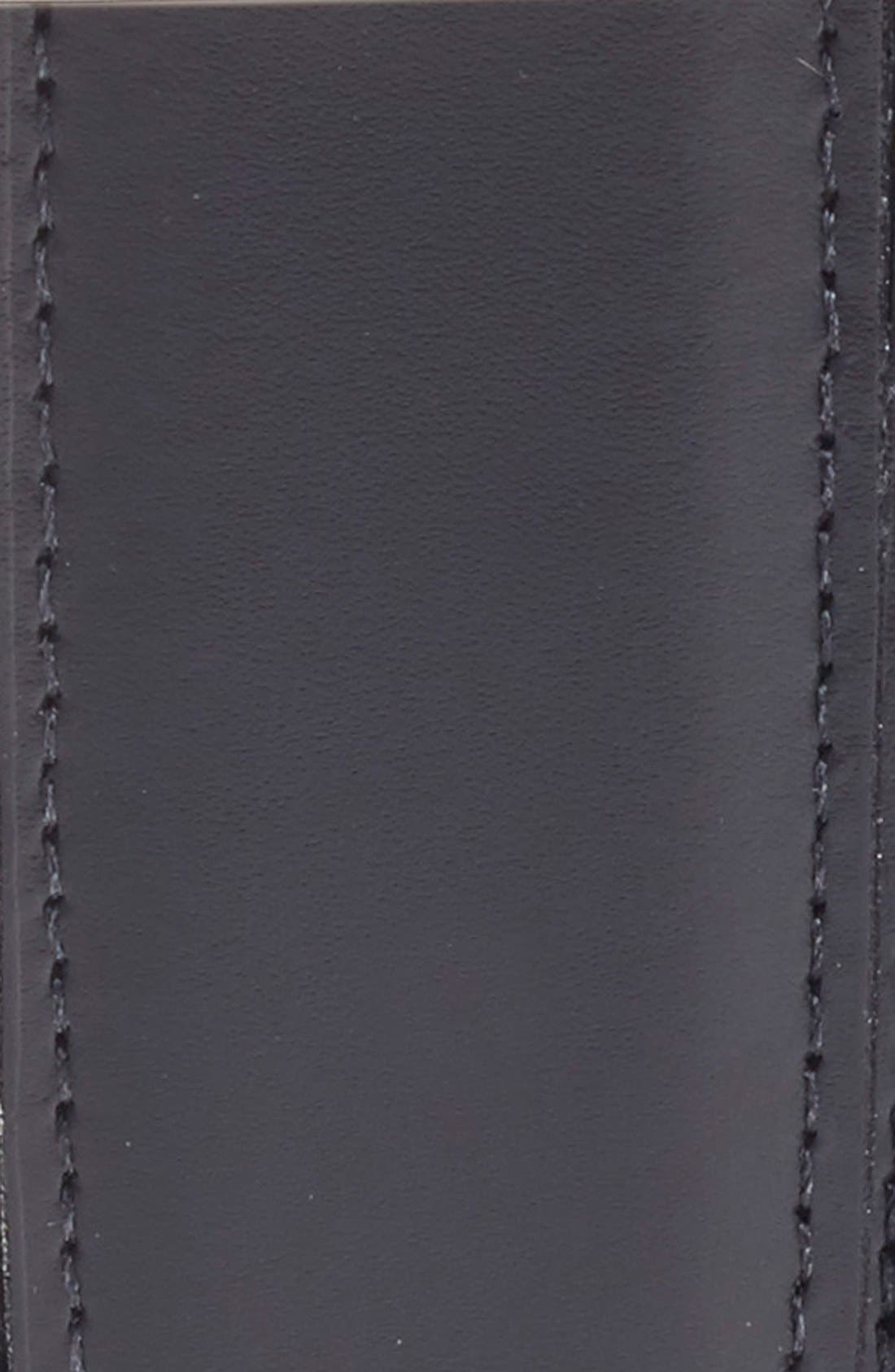 Alternate Image 3  - Torino Belts Reversible Leather Belt