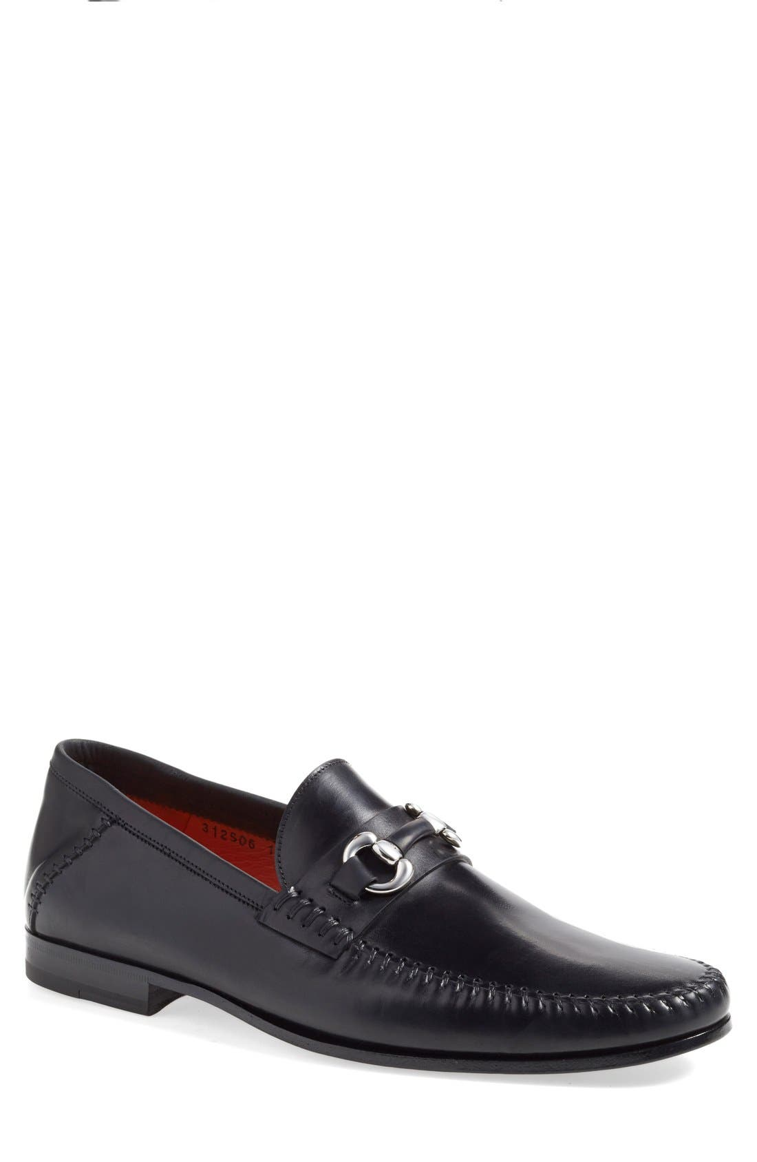 Santoni 'Egan' Bit Loafer (Men)