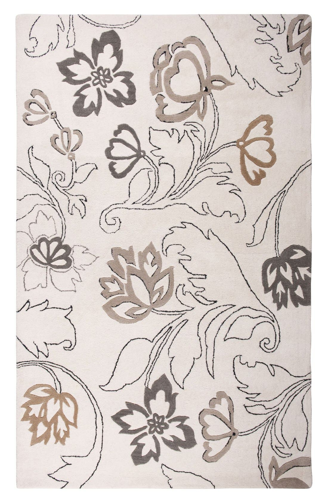Main Image - Rizzy Home 'Fusion Collection' Hand Tufted Wool Area Rug